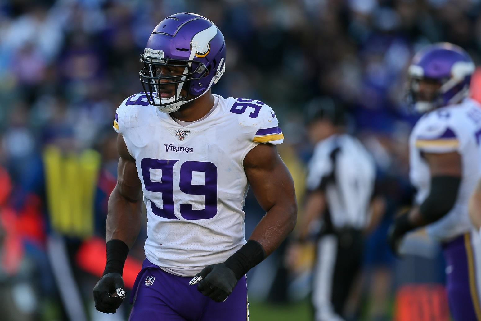 Minnesota Vikings lose $72 milion star