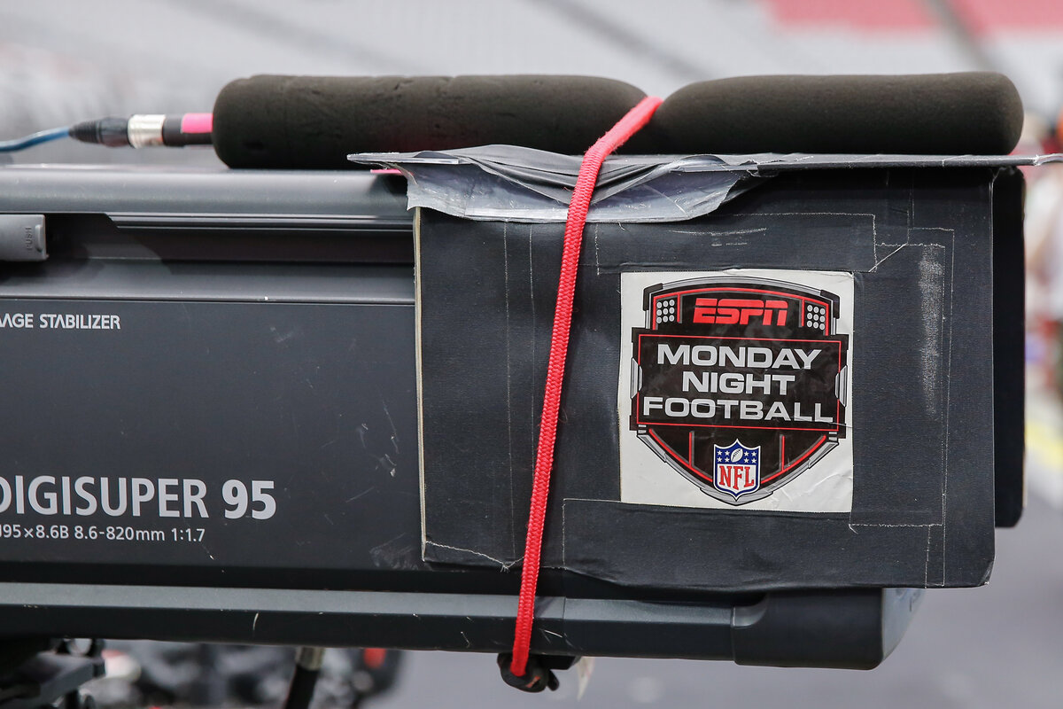 For the second time in three weeks, there are two Monday Night Football games -- one on ESPN -- on October 19, 2020. Why is that the case?