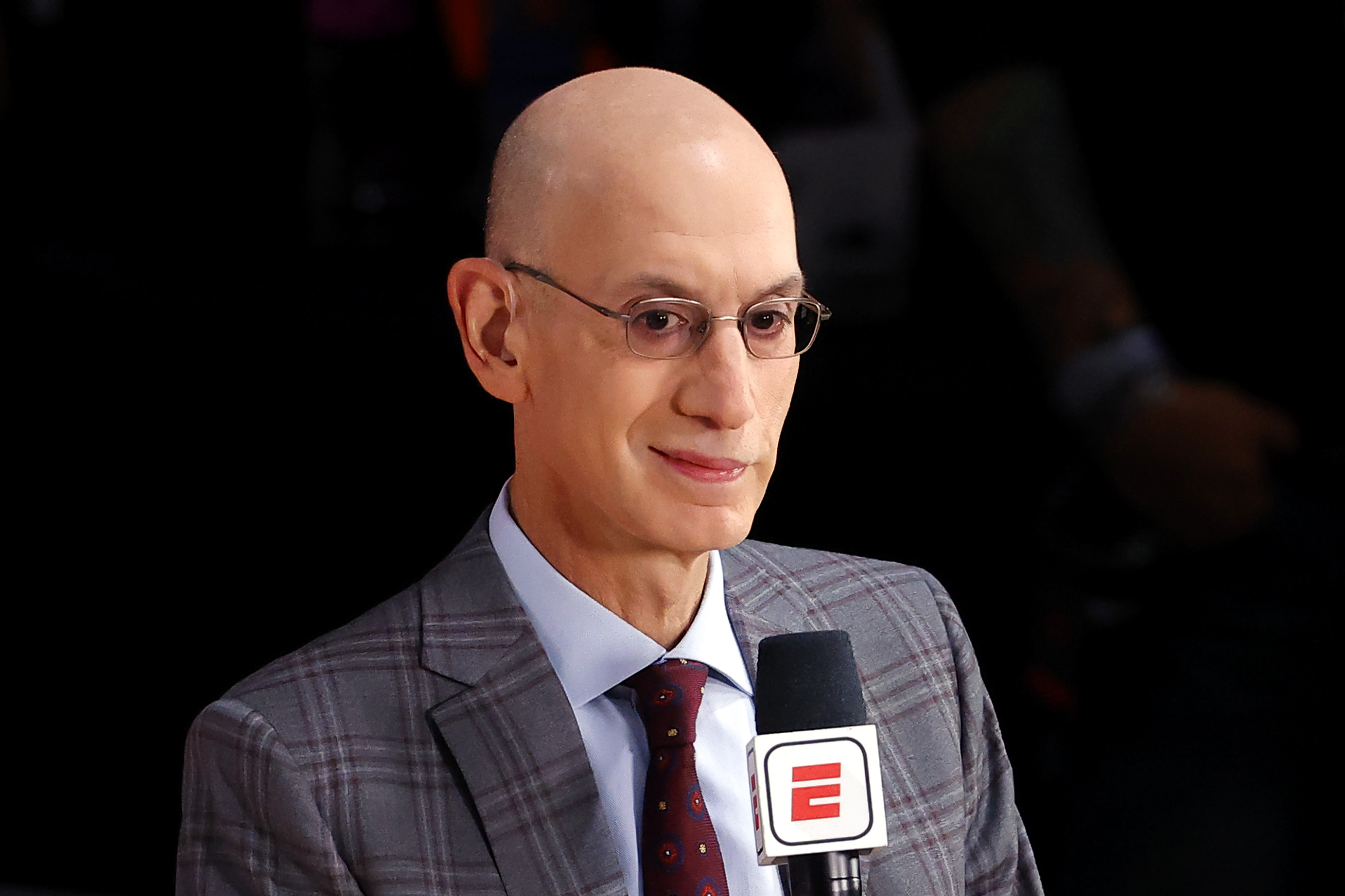 NBA Commissioner Adam Silver Wants to Avoid Copying the NFL if Possible