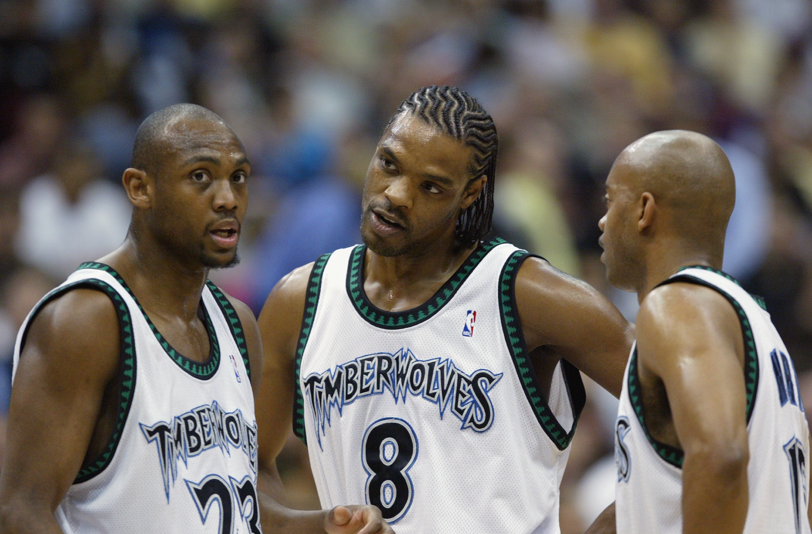 Former NBA Player Latrell Sprewell Laughed at $21 Million and Went Broke Shortly After
