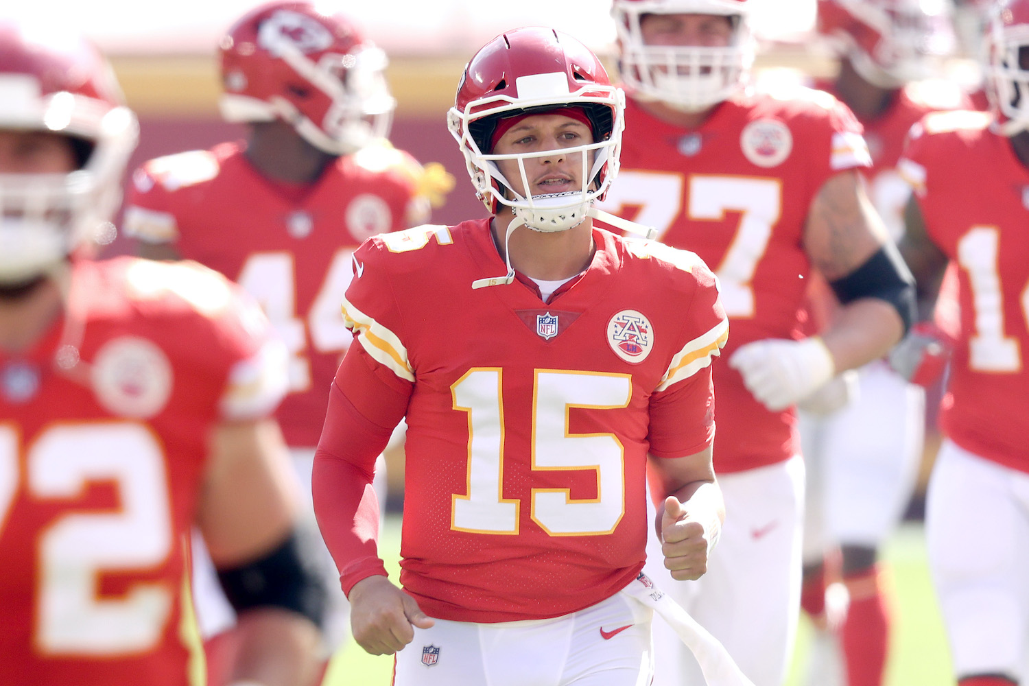 Super Bowls and $500 Million Aren't the Only Reasons Patrick Mahomes Signed With the Chiefs