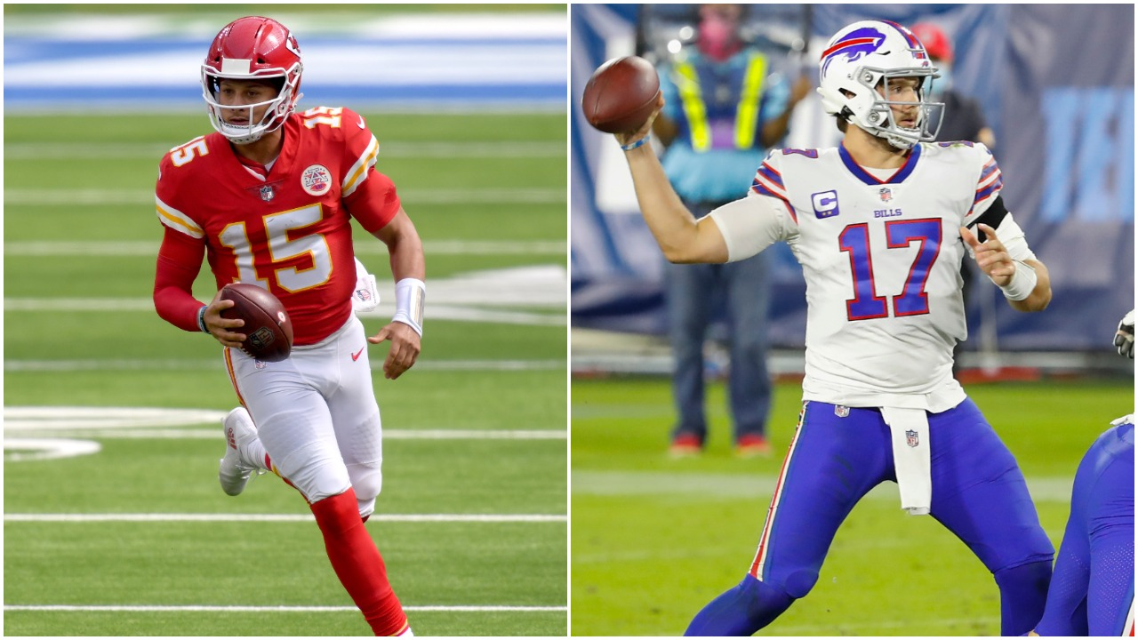 Patrick Mahomes Made a Strong Statement About Josh Allen Ahead of Their  Monday Afternoon Matchup