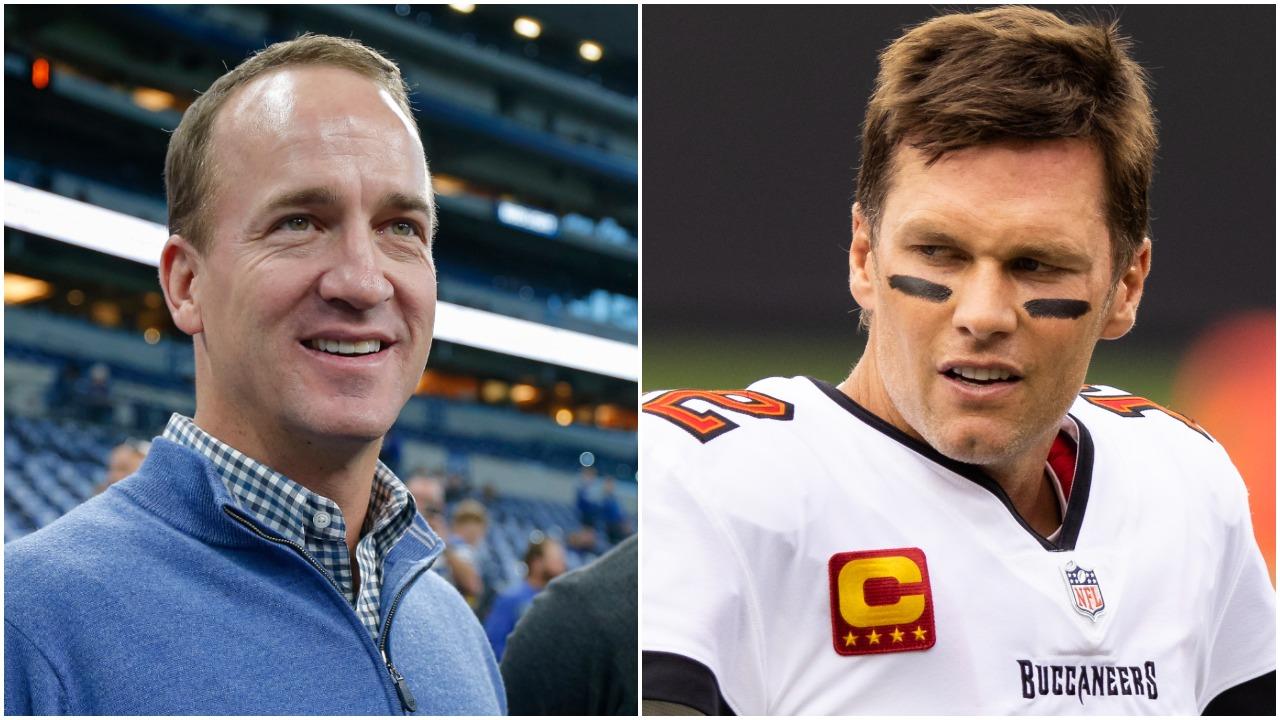 Peyton Manning Tom Brady