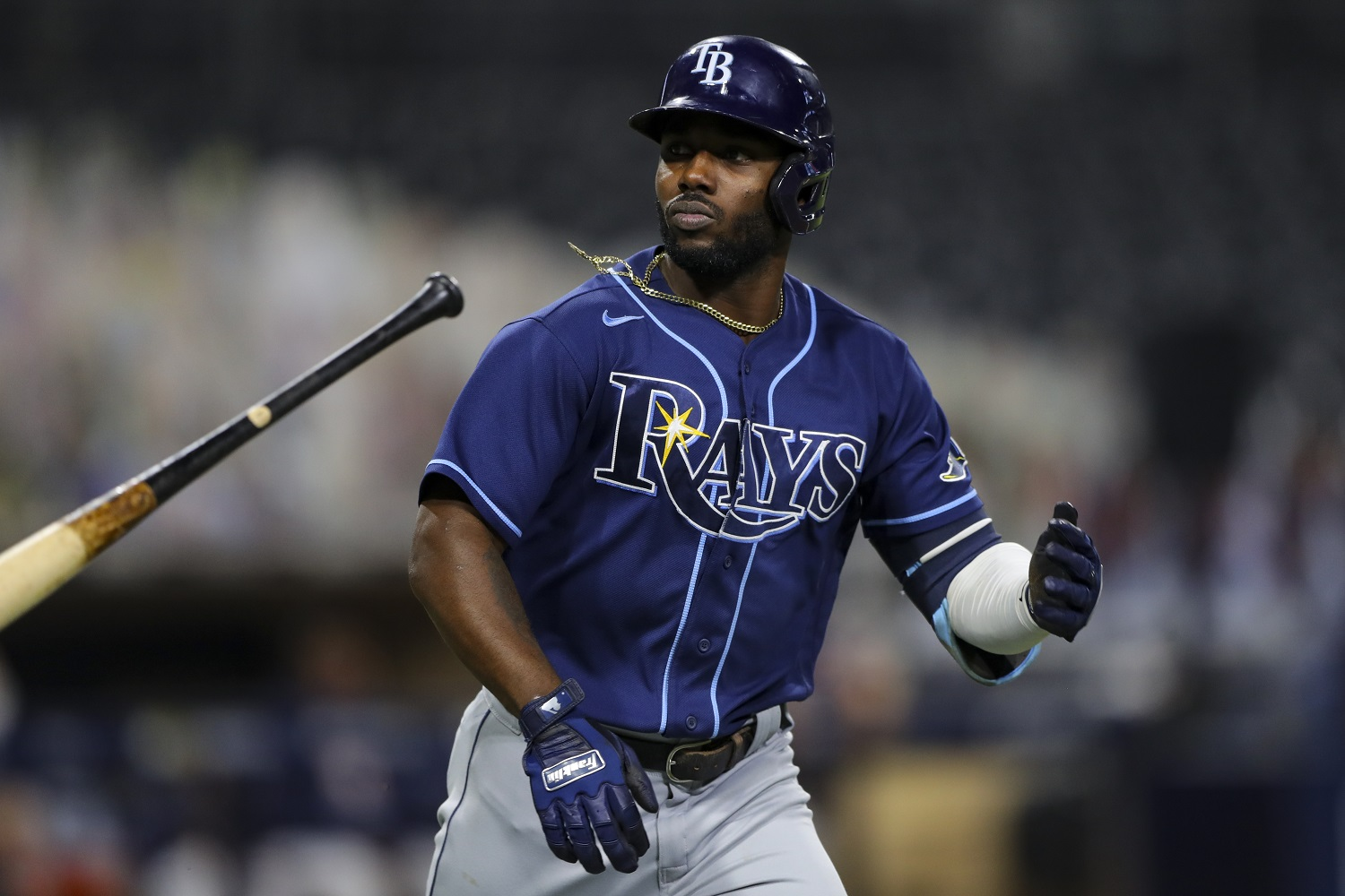 randy arozarena once made 4 a month playing baseball and is now making history for the tampa bay rays https www sportscasting com randy arozarena once made 4 a month playing baseball and is now making history for the tampa bay rays