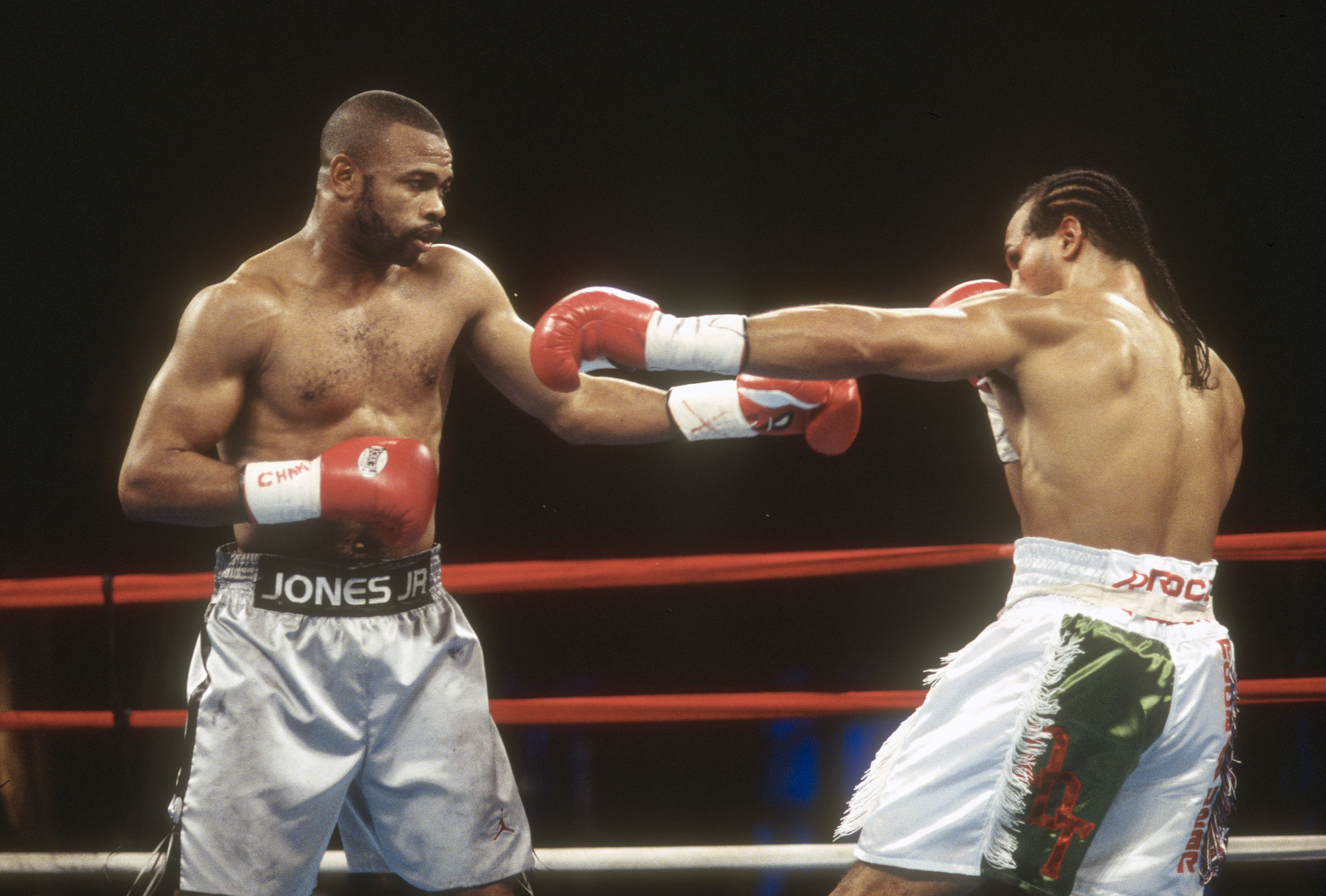 roy jones jr says mike tyson could compete for the heavyweight title today roy jones jr says mike tyson could