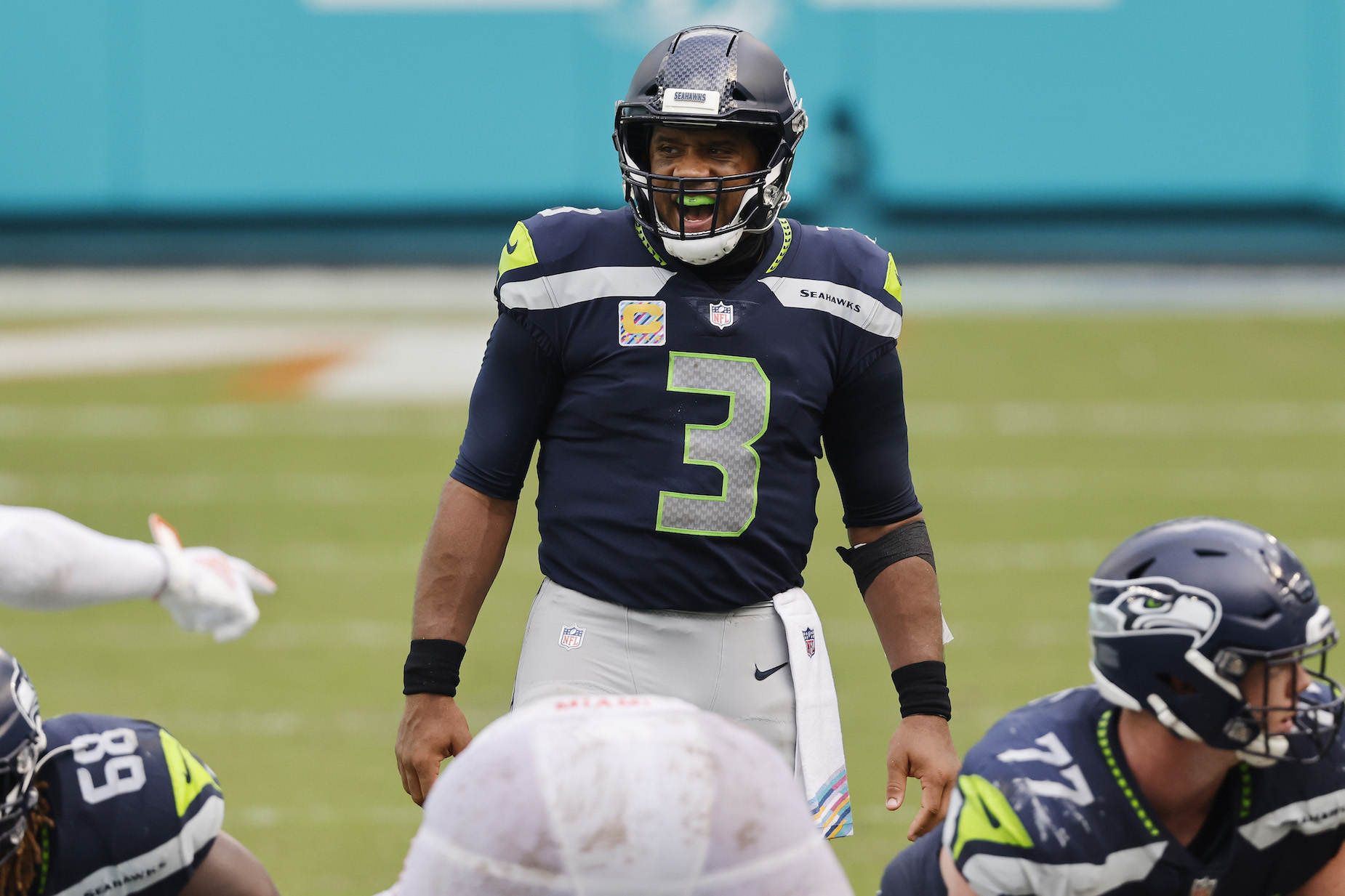 Russell Wilson isn't the best player who's failed to win the NFL MVP award.