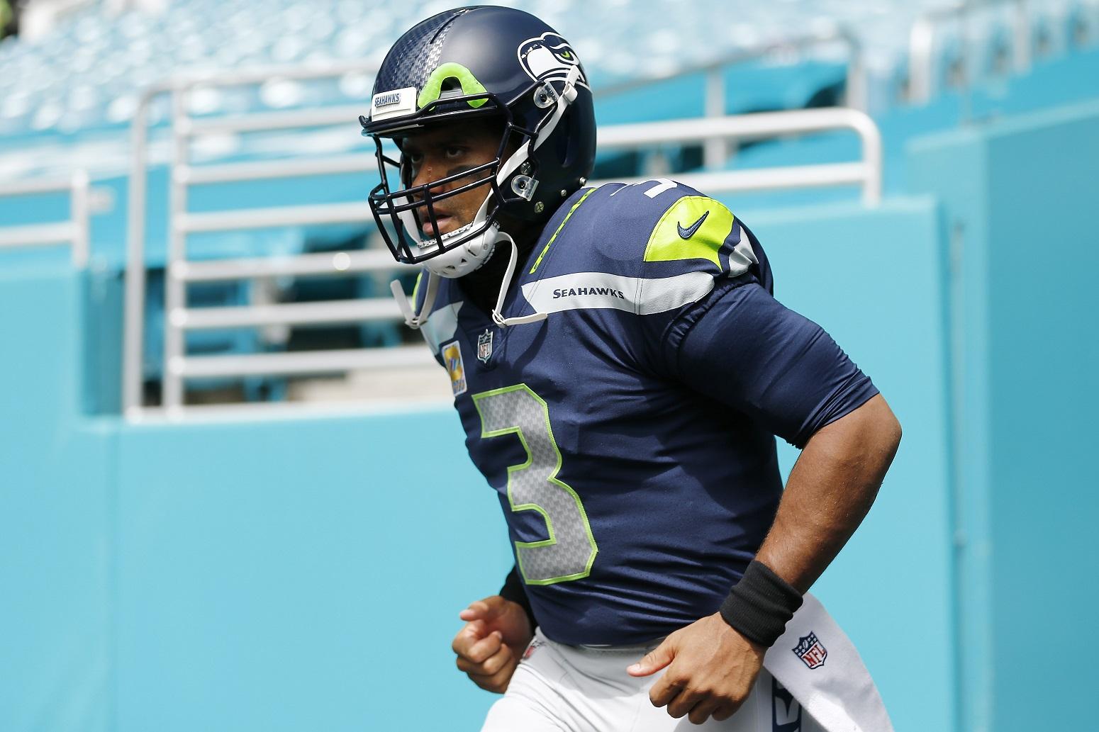 Russell Wilson obscene money spent prepare for NFL