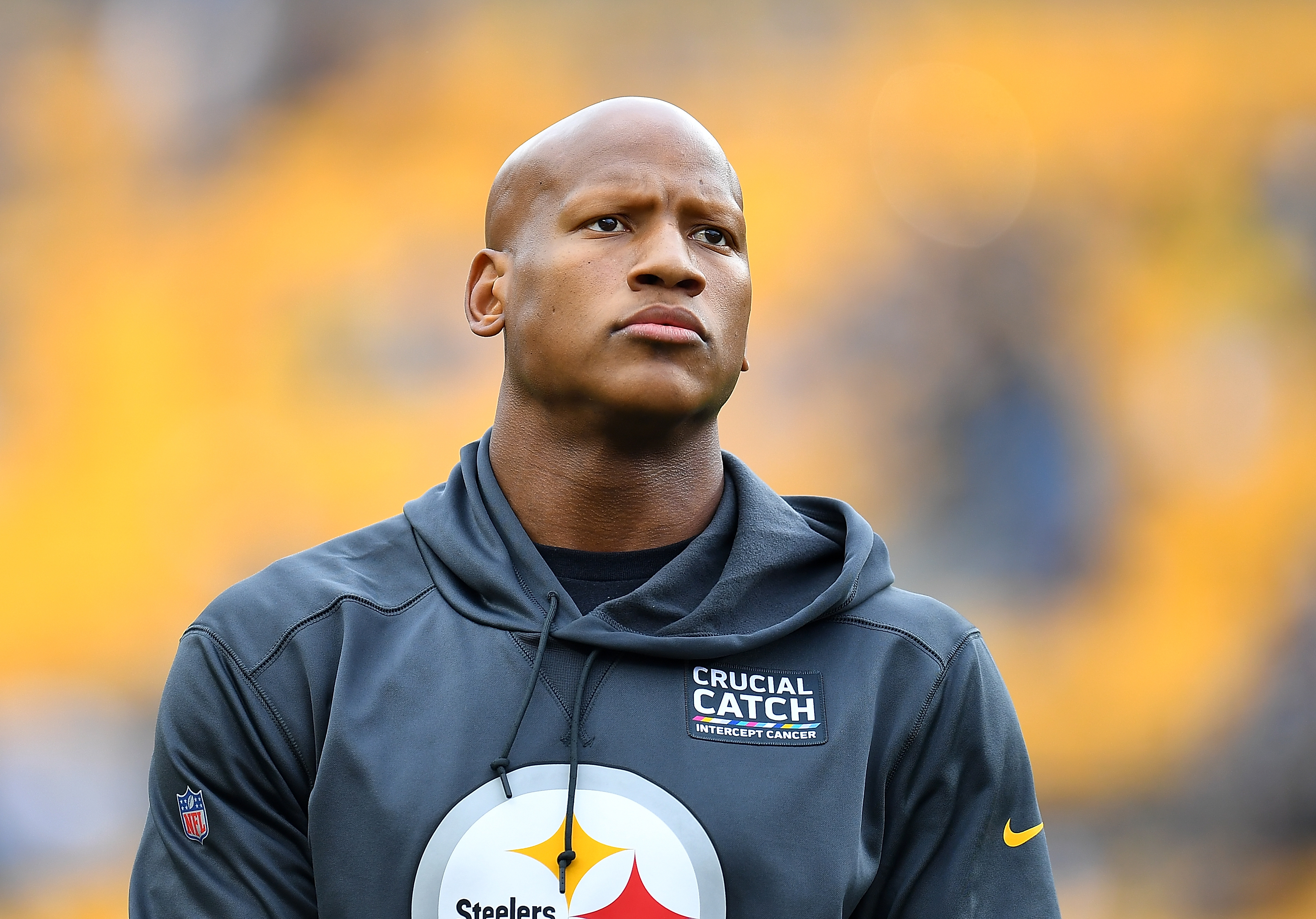 Pittsburgh Steelers' Ryan Shazier