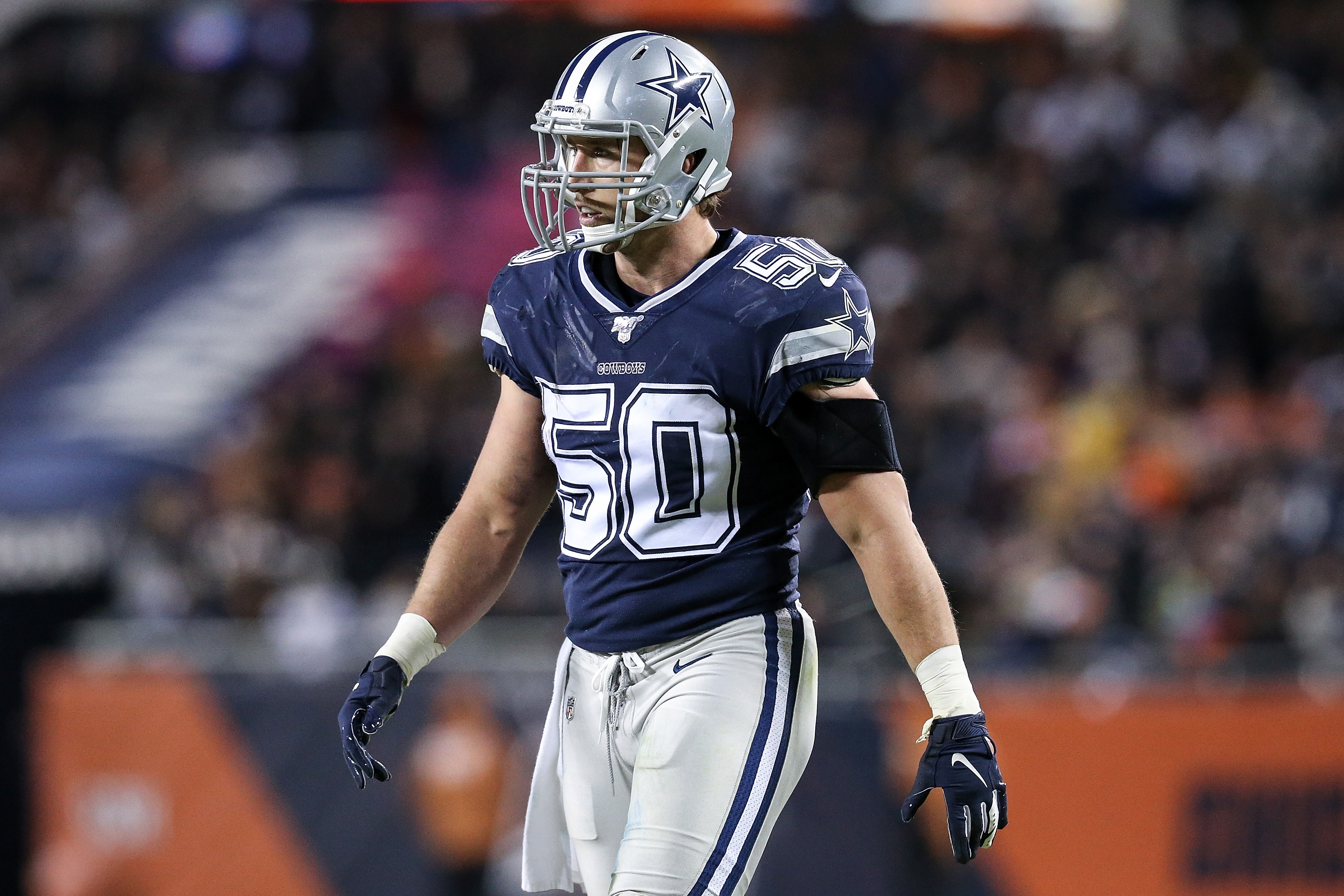 Sean Lee addresses the Dallas Cowboys defense.