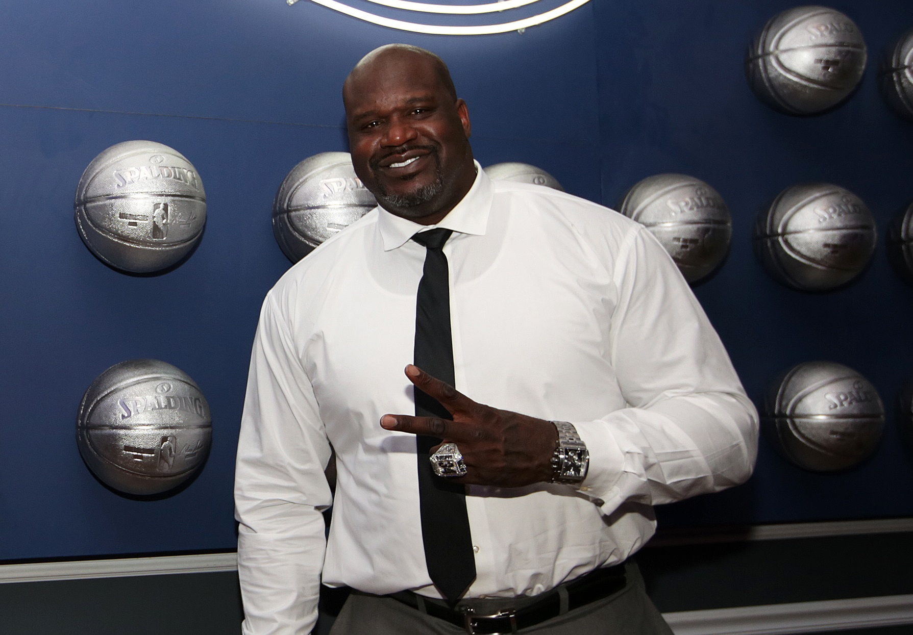 Shaquille O'Neal Proves That SAT Scores Are Overrated