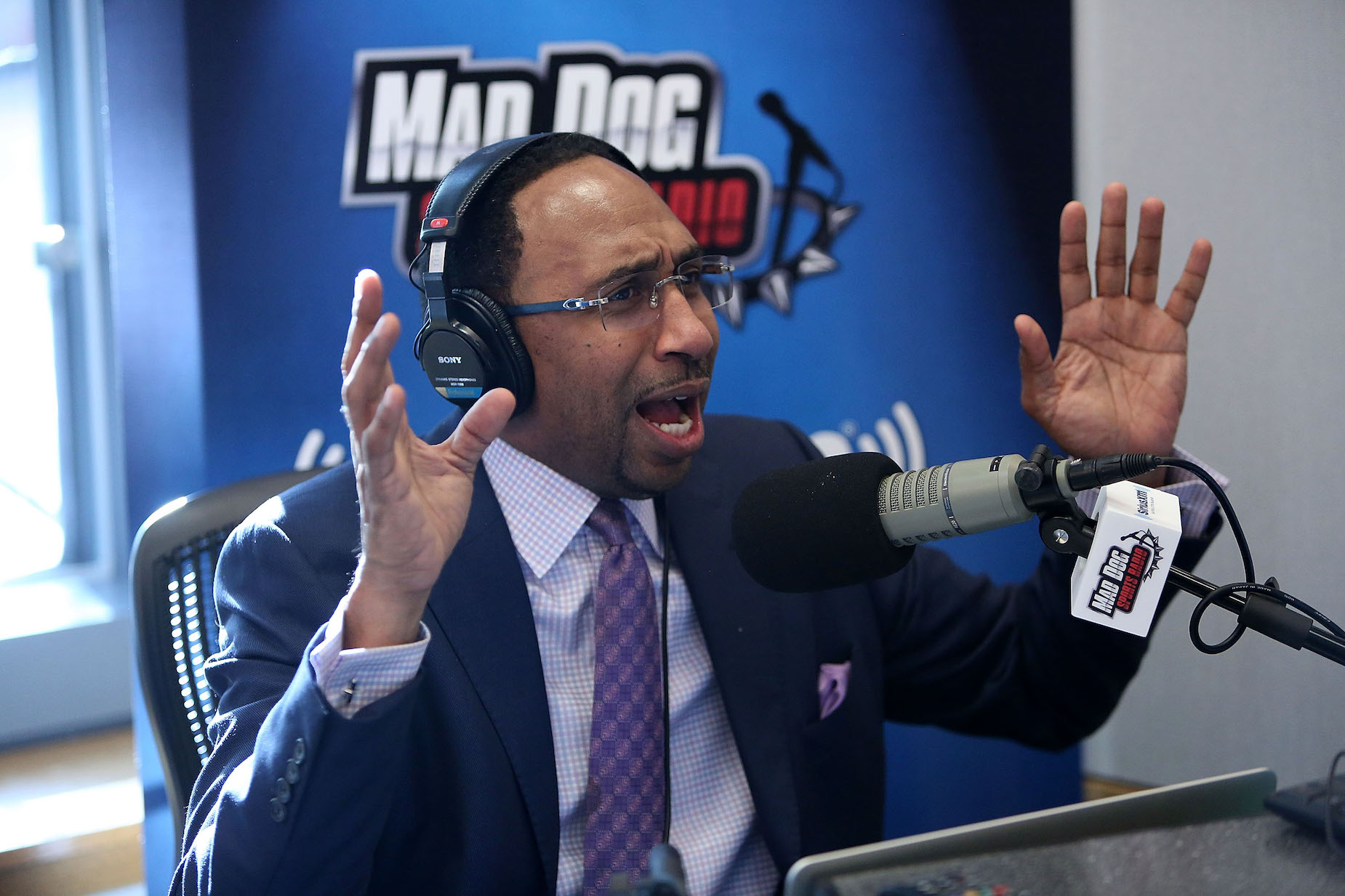 After Game 1, Stephen A. Smith is fearing the worst for the Miami Heat.