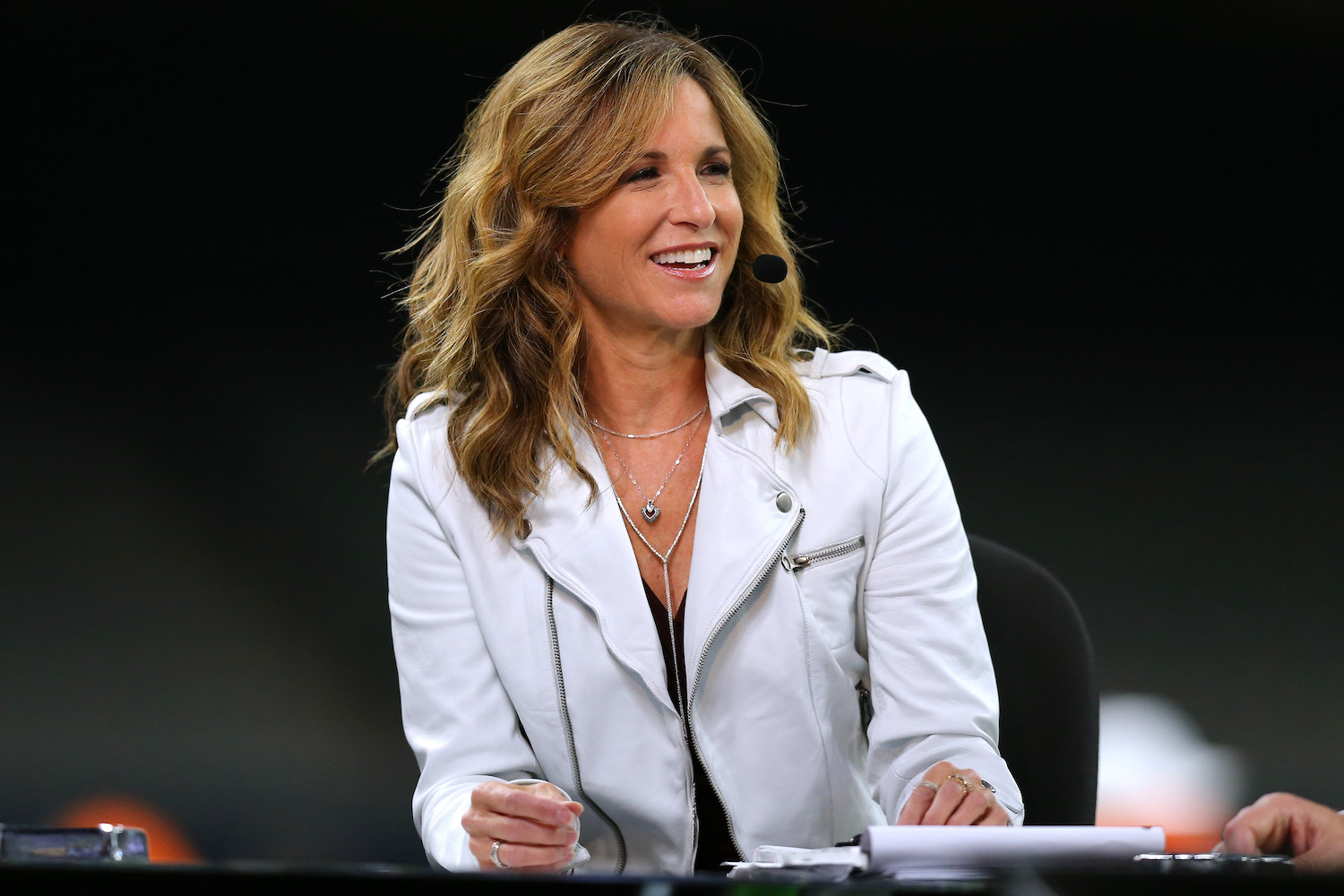 ESPN's Suzy Kolber net worth