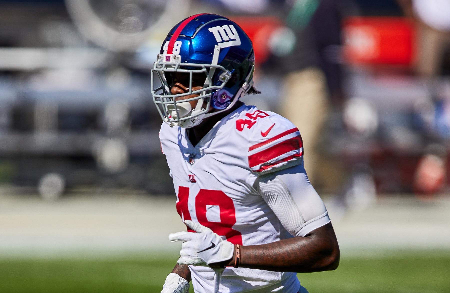 Tae Crowder, New York Giants