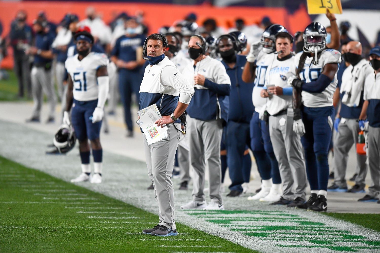 The Titans' COVID-19 Crisis Just Forced the NFL to Consider an Unprecedented Change