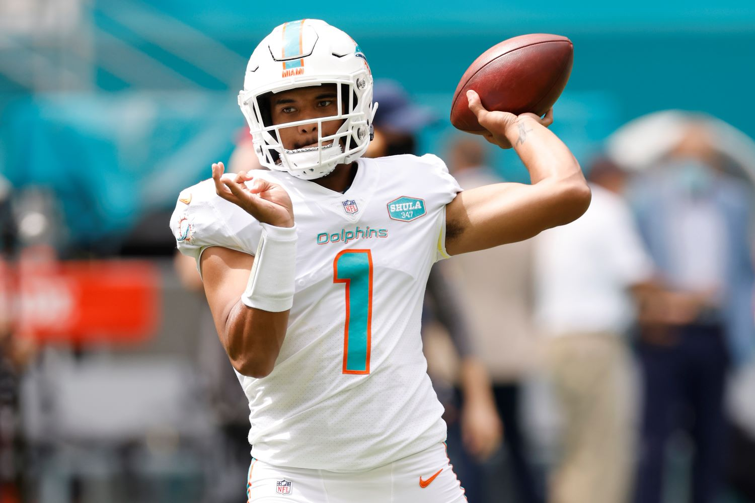Tua Tagovailoa just changed the fate of the 2020 NFL season now that the Dolphins have named him as their new starting quarterback.