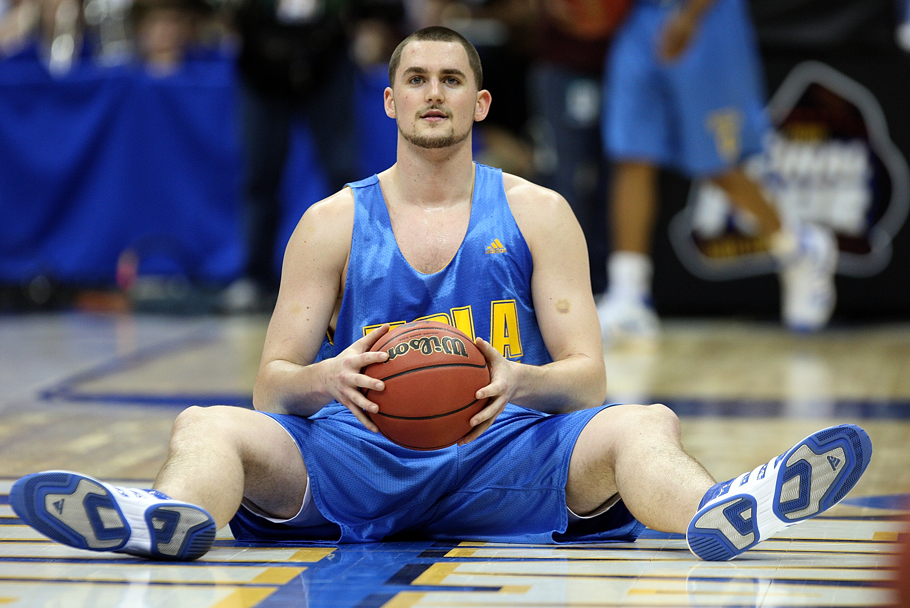 Kevin Love Leaned on John Wooden While at UCLA: 'He's Always Going to Give You the Best Advice'