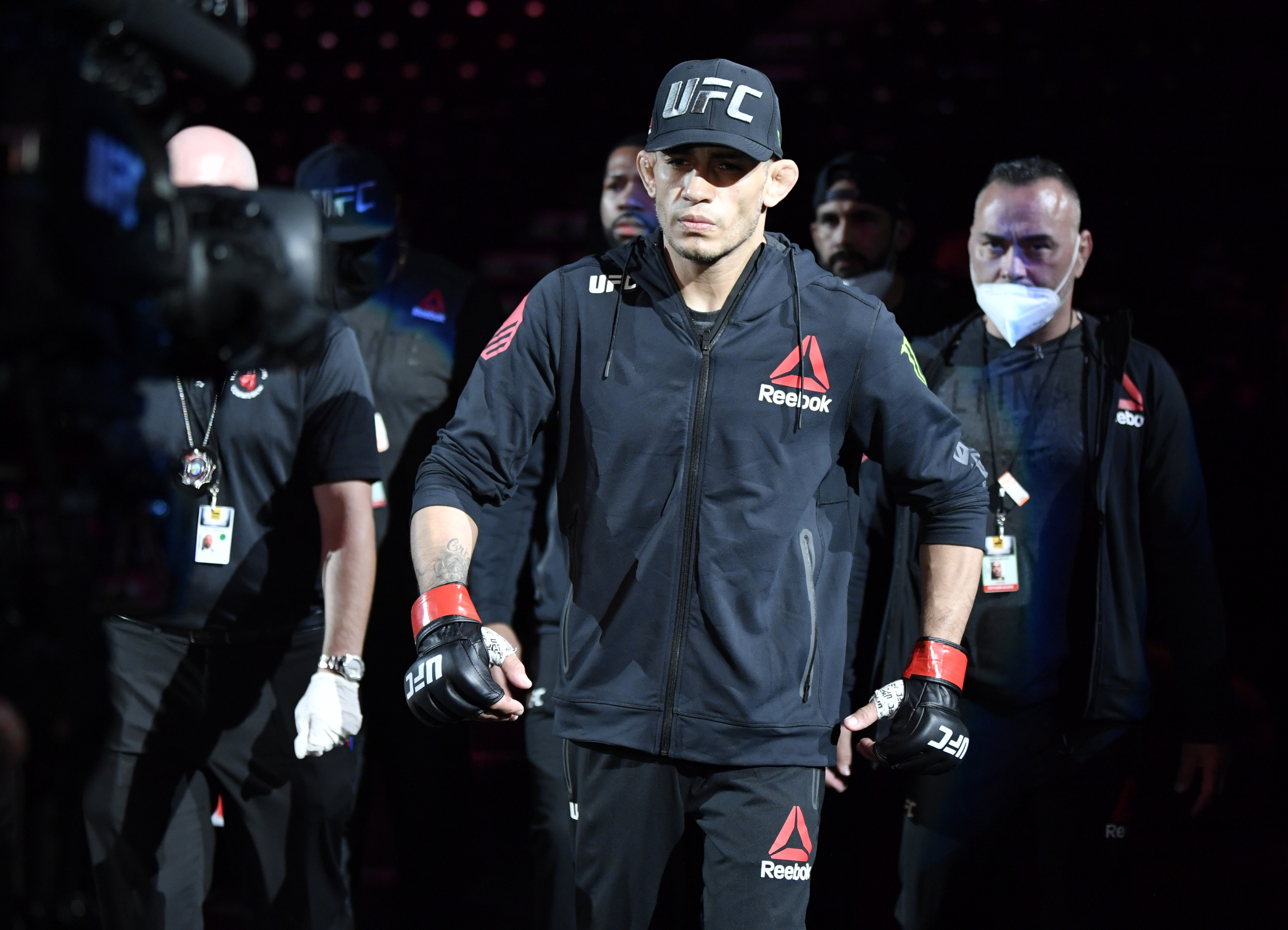 UFC fighter Tony Ferguson