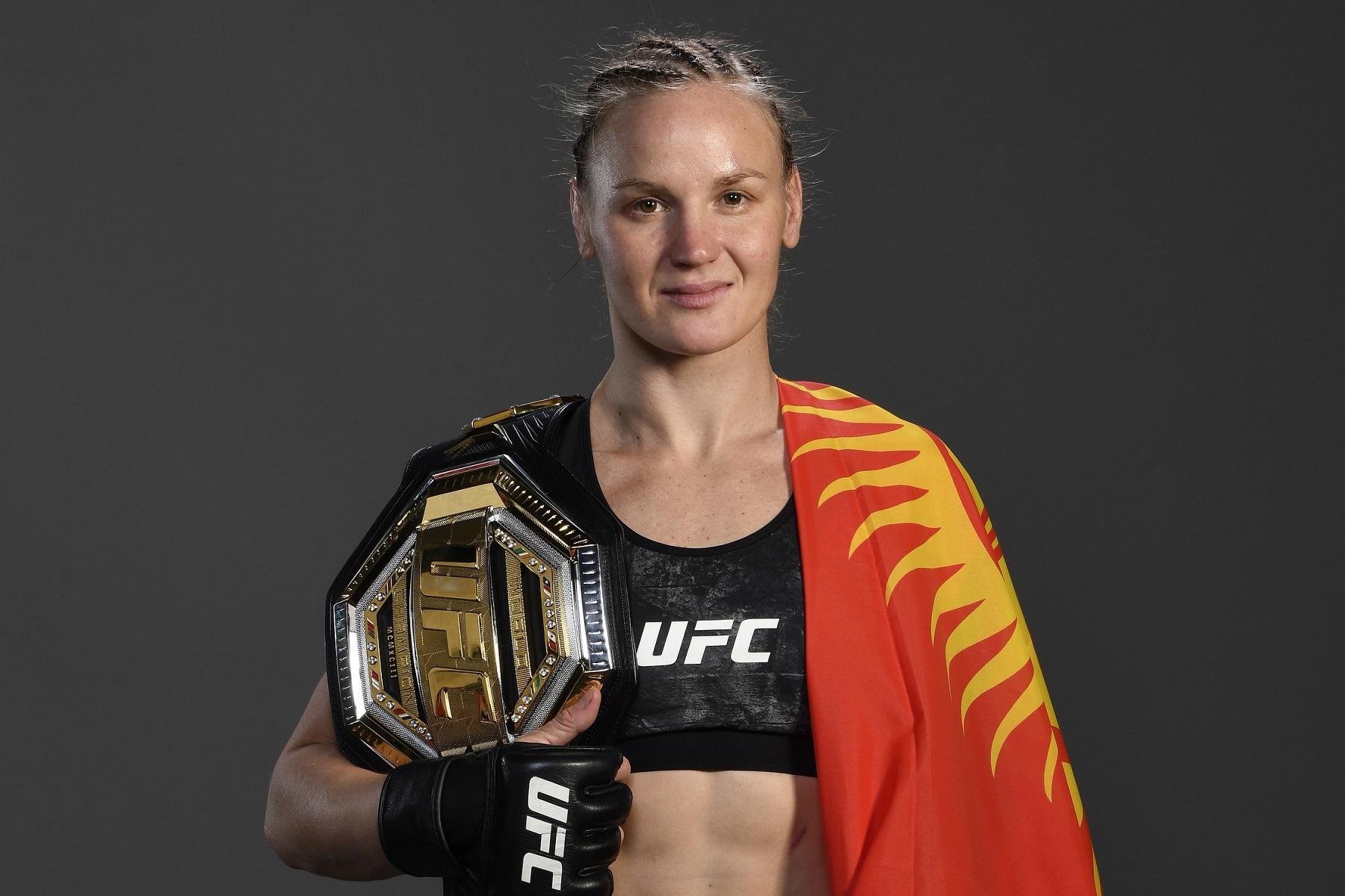 Valentina Shevchenko, UFC