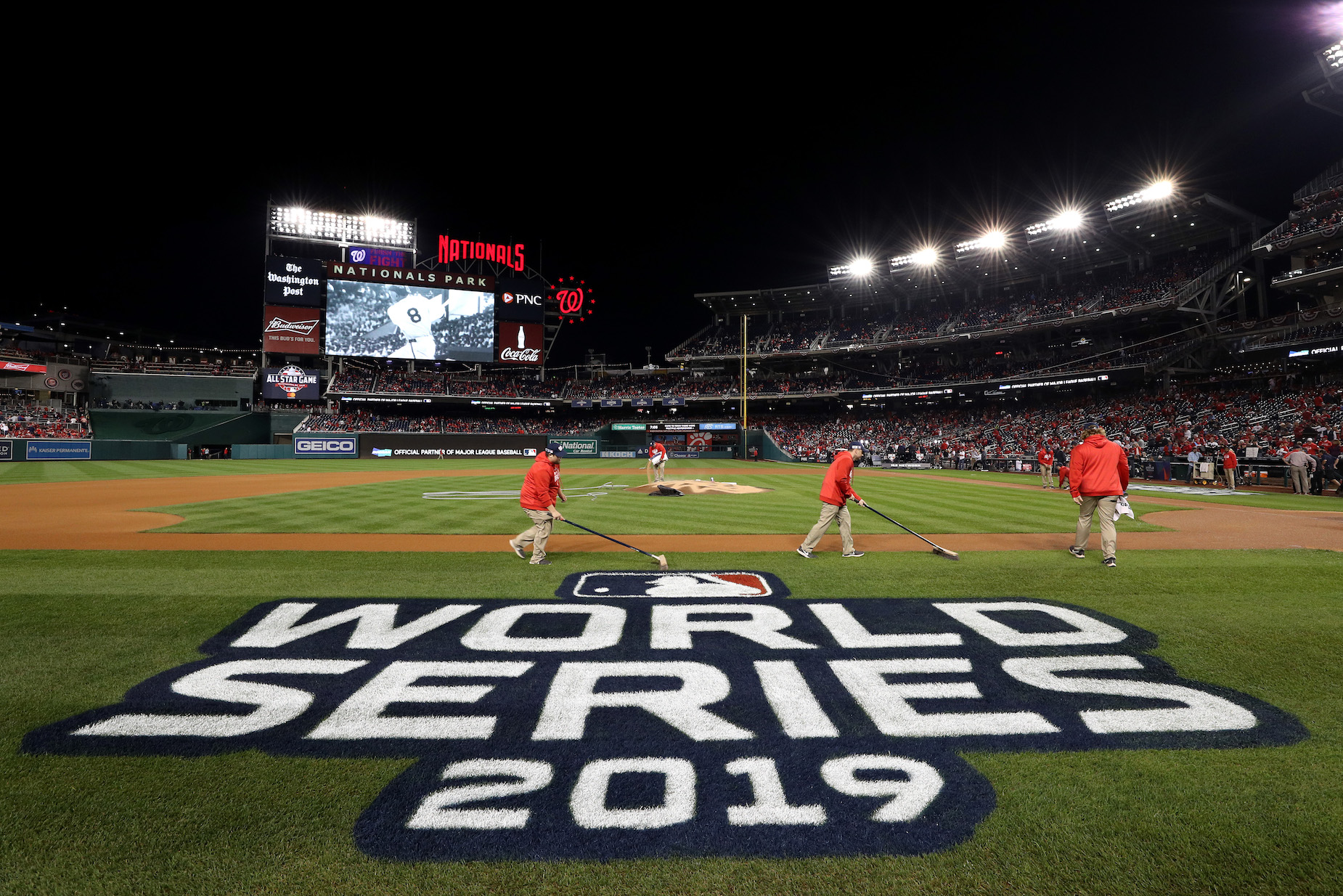 How did the World Series get its name?