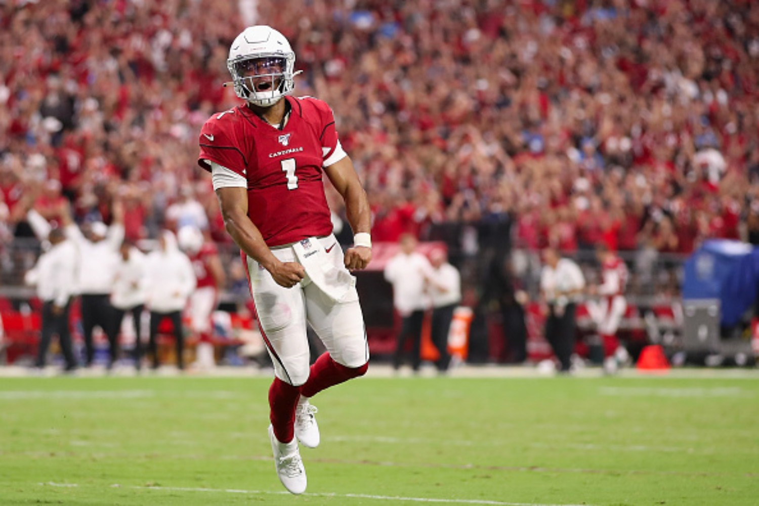 Kyler Murray's Impressive Stat Shows Why He Has the Potential to Be a Star