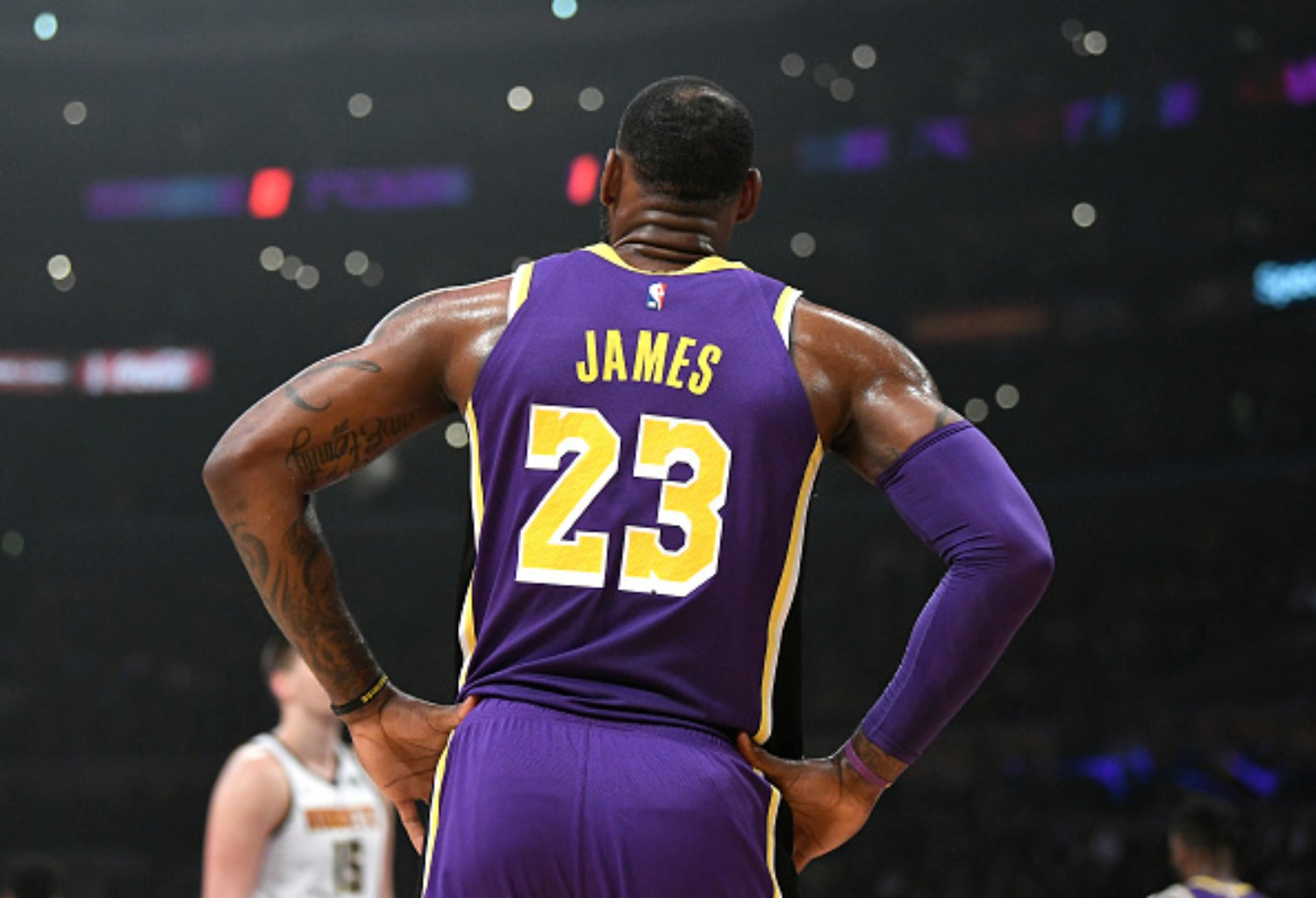 LeBron James is one win away from his fourth NBA title