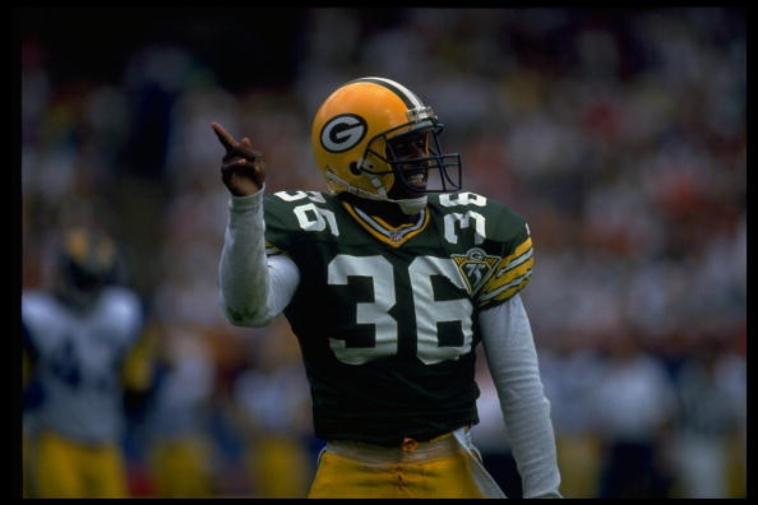 LeRoy Butler had a successful career with the Green Bay Packers