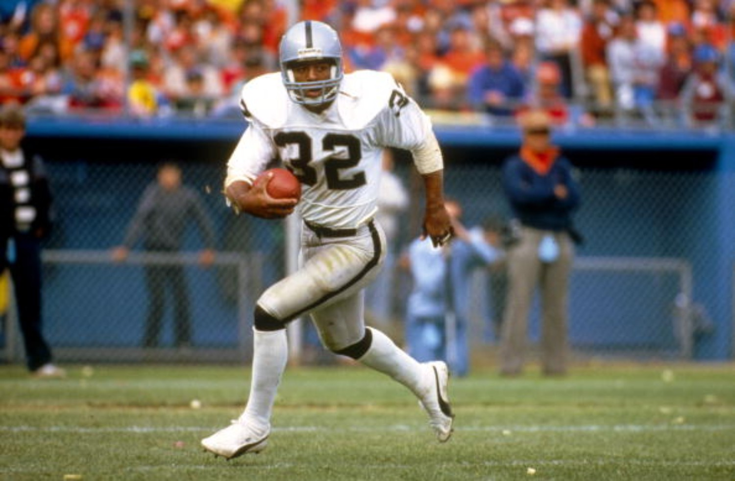 Marcus Allen had a lot of success throughout his NFL career