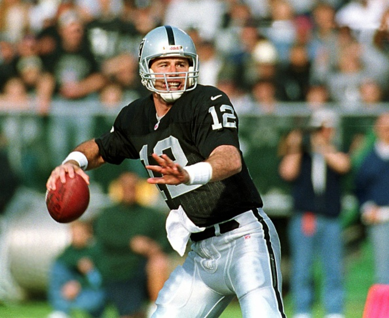 Rich Gannon had a successful career in the NFL