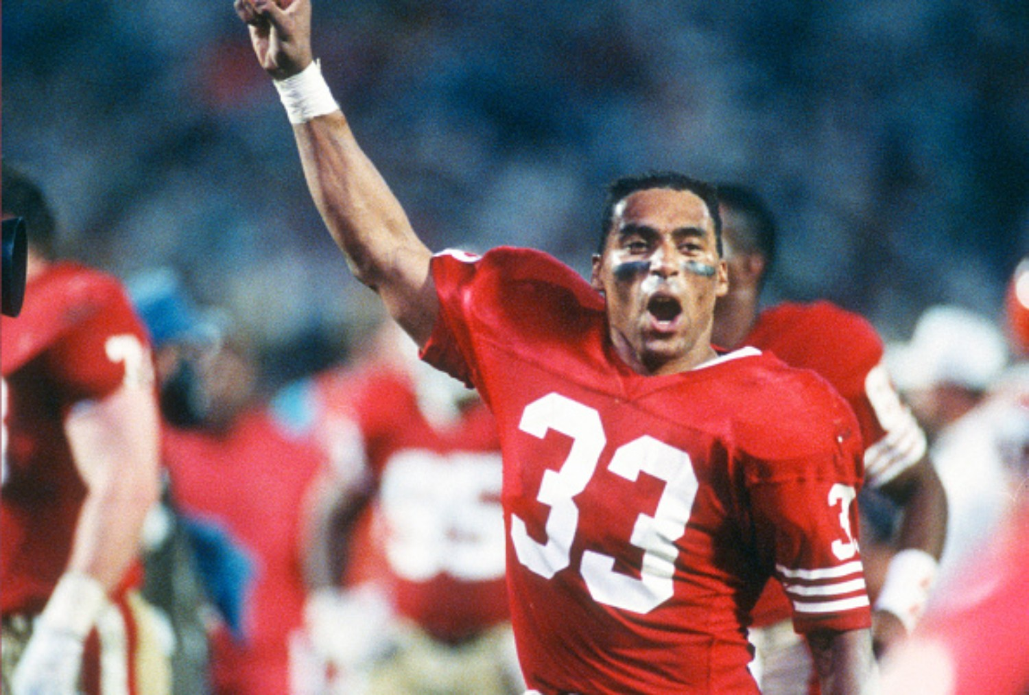 Roger Craig had a successful NFL career as a running back