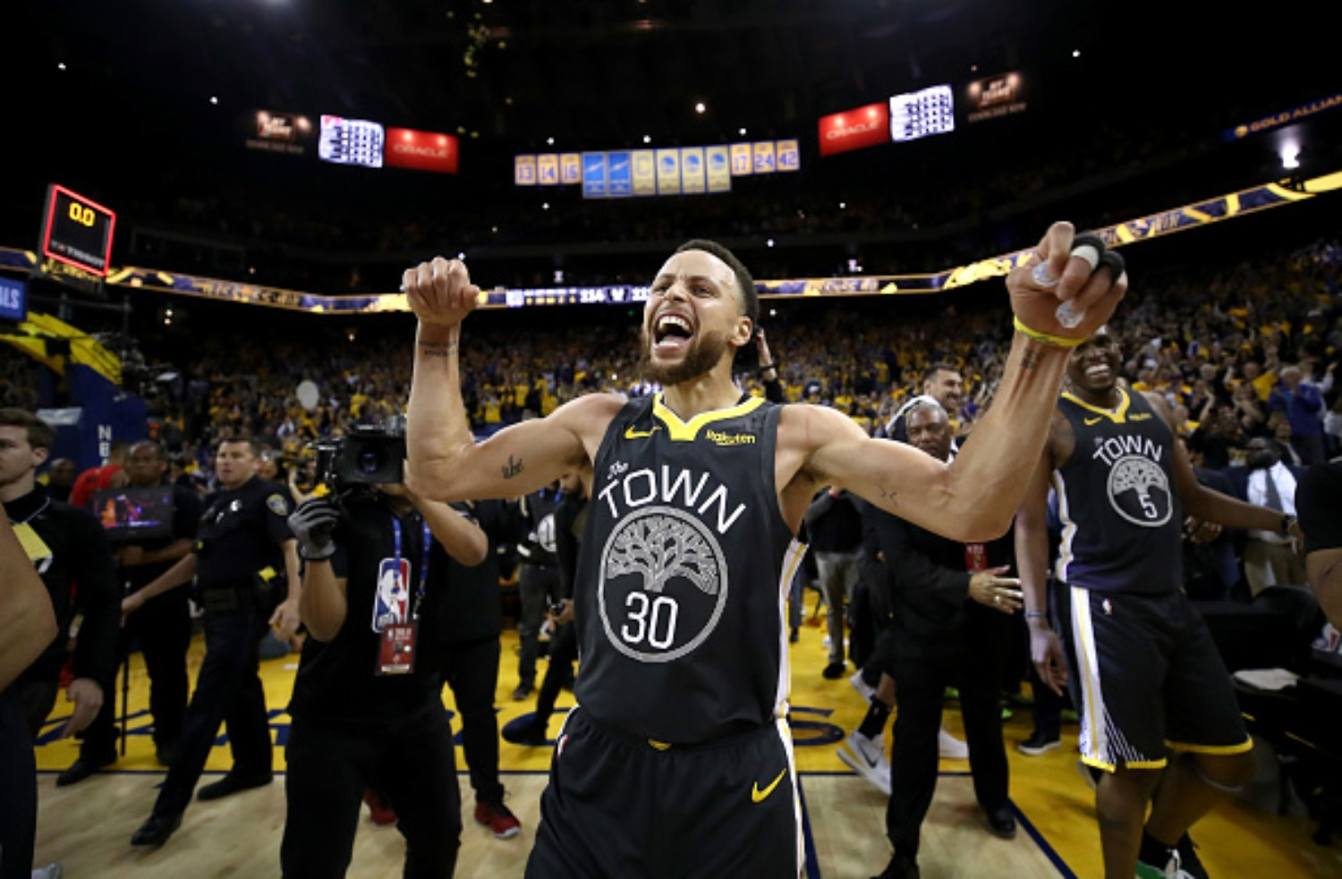 Stephen Curry has blossomed into an NBA superstar during his career