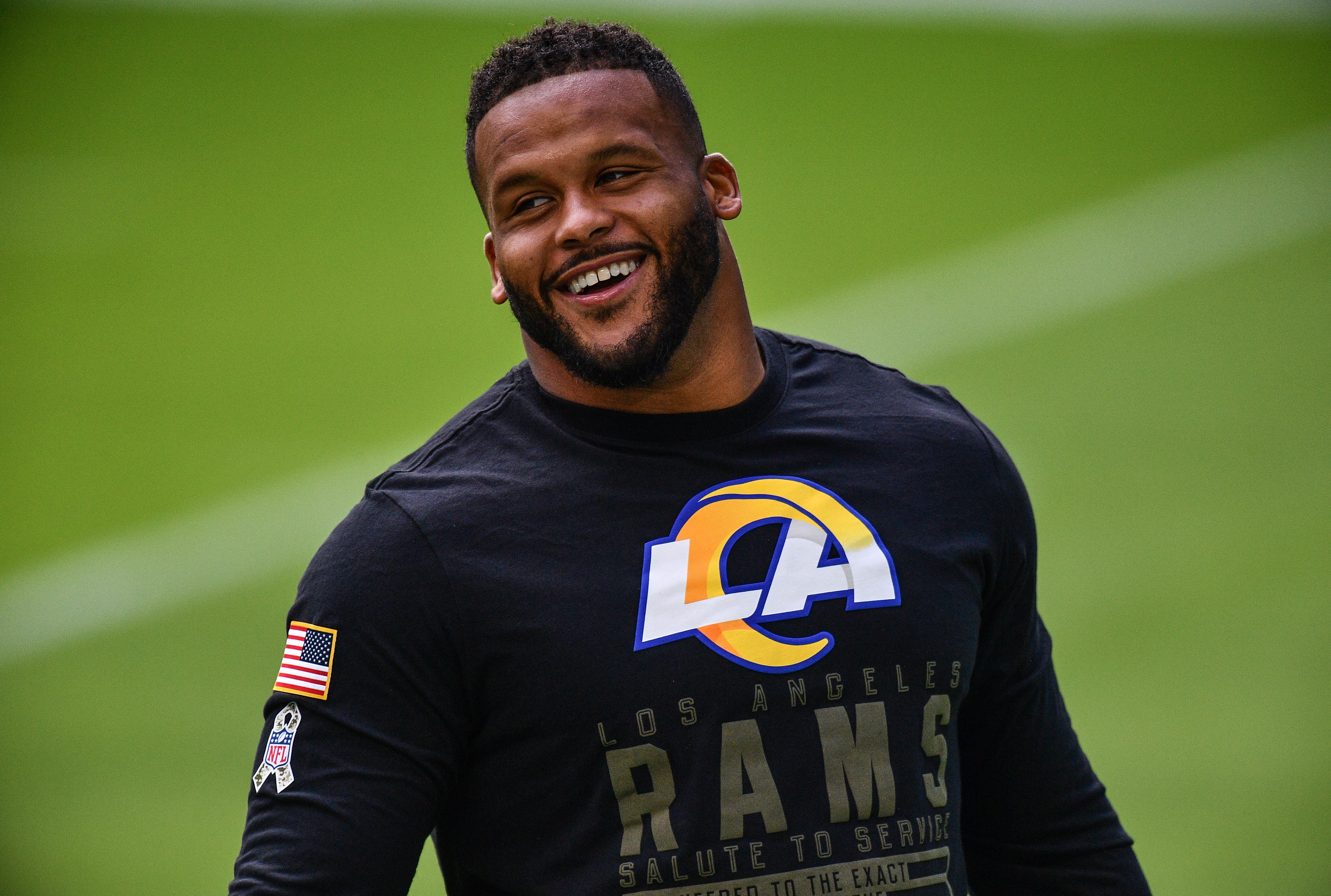 There S Only 1 Way To Game Plan For Aaron Donald According To An Nfl Coach