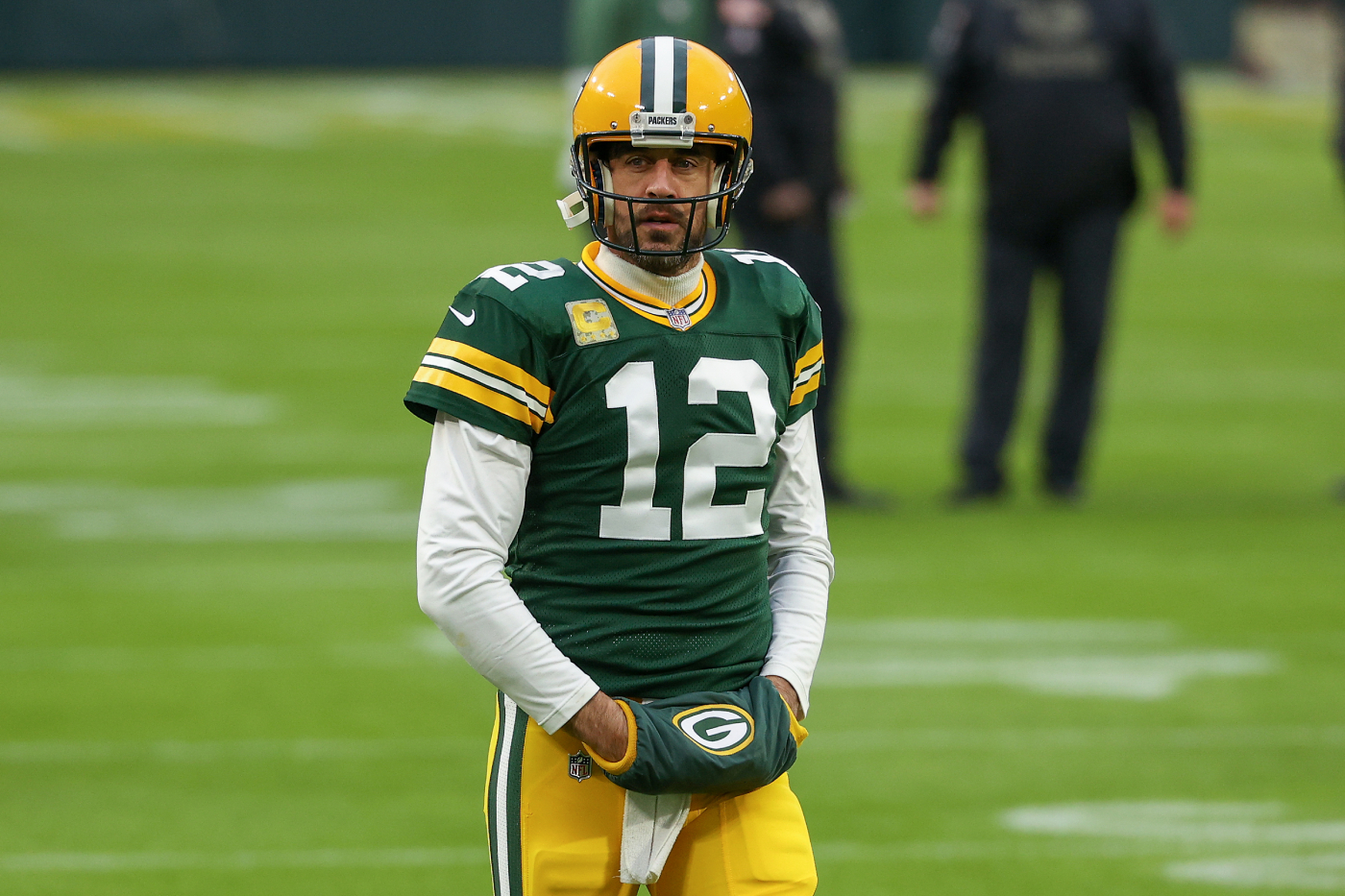 After the Green Bay Packers' recent loss, Marquez Valdes-Scantling received death threats. Aaron Rodgers now has a strong message.