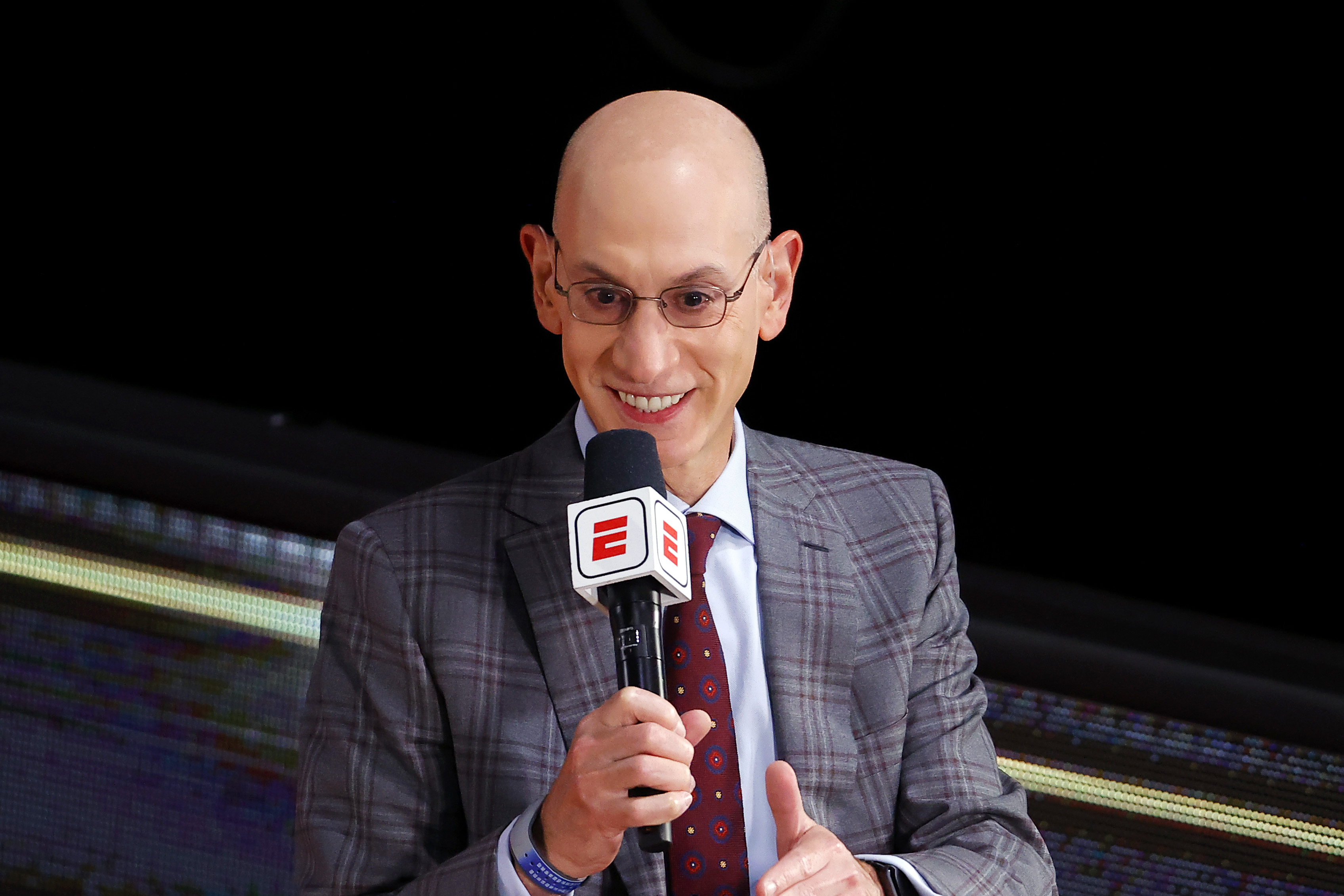 Did NBA Commissioner Adam Silver Ever Play Basketball?