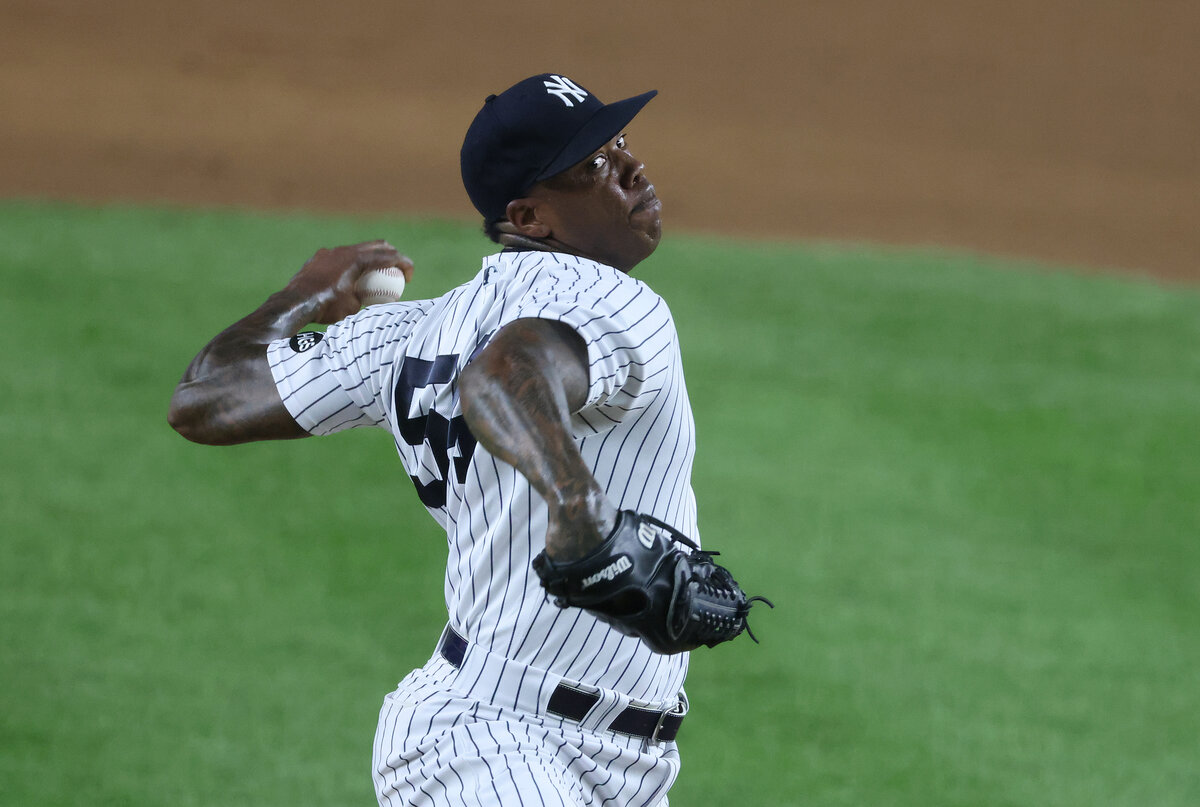 Yankees closer Aroldis Chapman needs a new financial advisor. Chapman alleges his friend spent $3 million of his money on dancers and a lavish lifestyle.