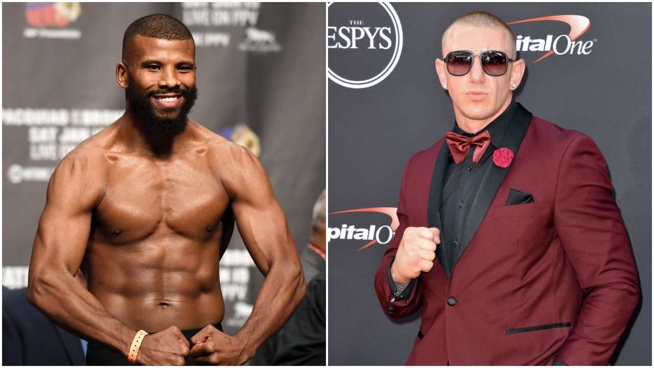Everything You Need to Know About the Badou Jack vs. Blake McKernan Fight on the Mike Tyson vs. Roy Jones Jr. Undercard