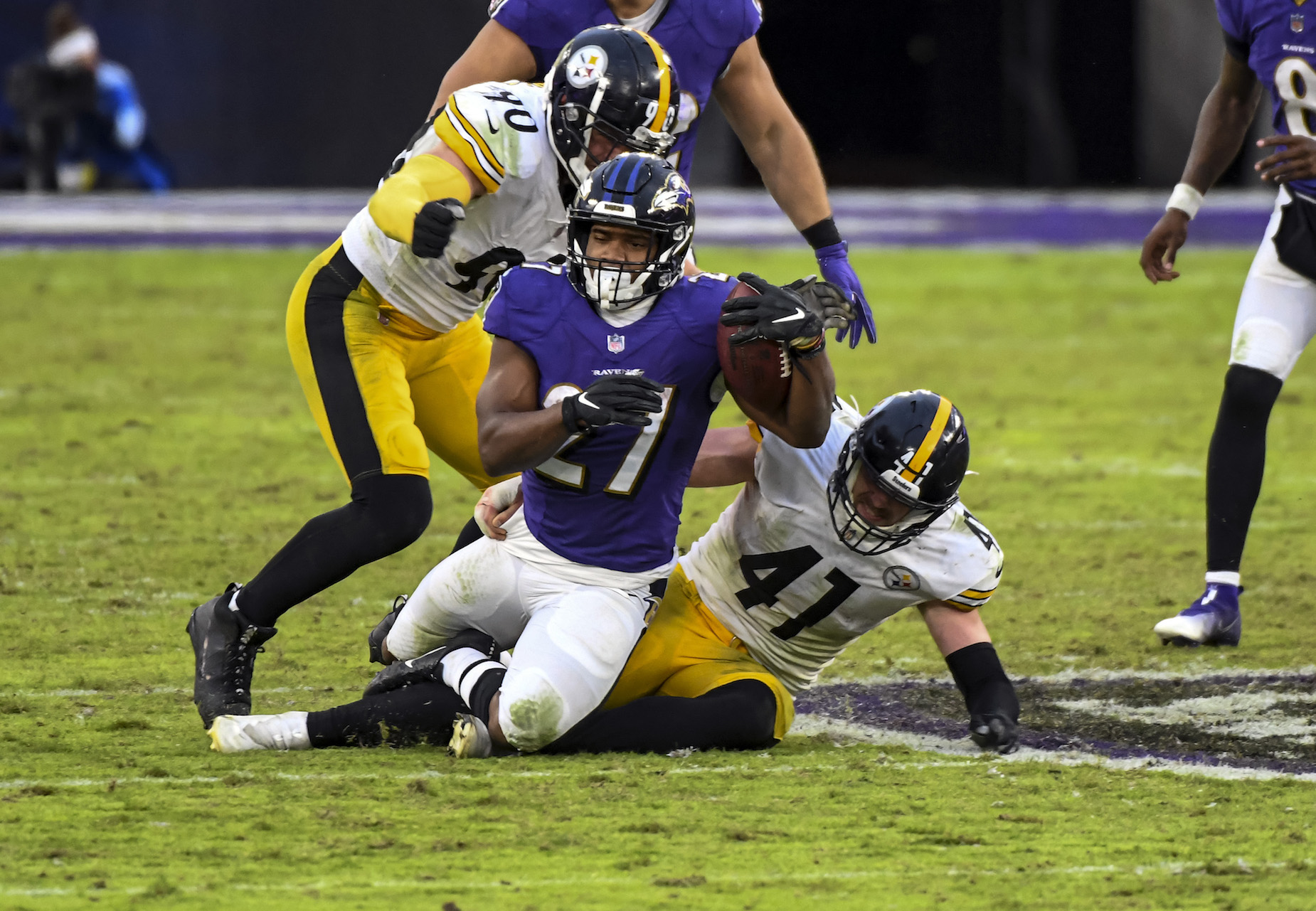 Why won't the Pittsburgh Steelers and the Baltimore Ravens play on Thanksgiving.