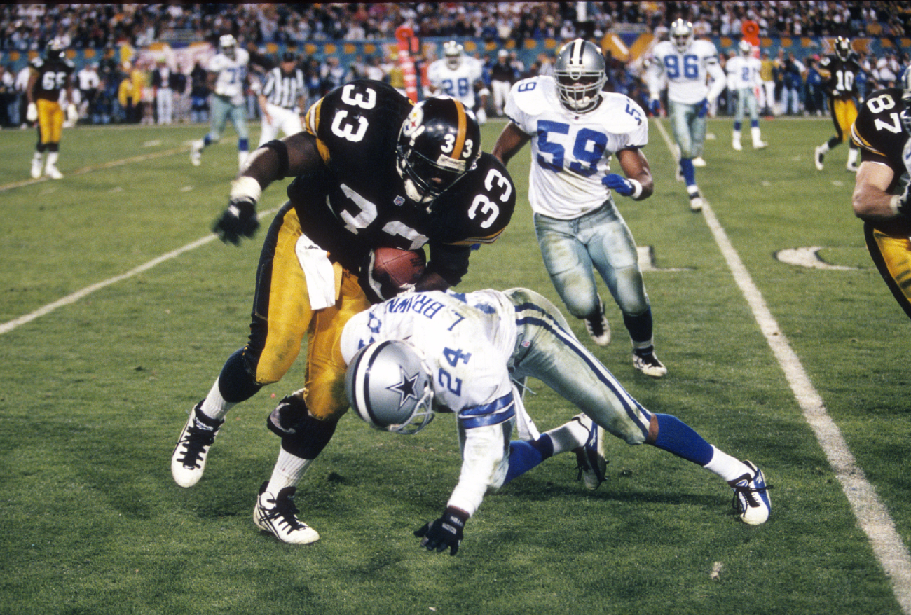 Whatever happened to Pittsburgh Steelers running back Bam Morris?
