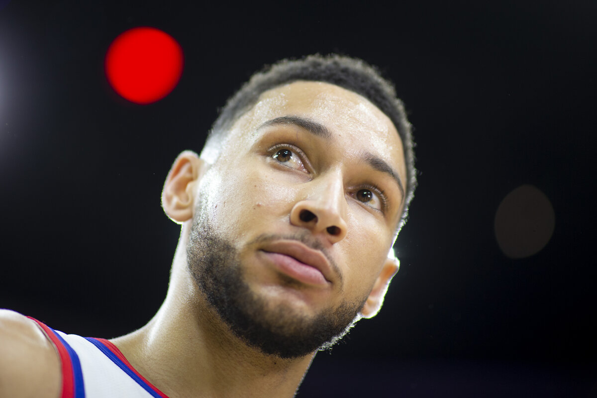 "Philadelphia 76ers star guard Ben Simmons is of mixed race, which is why he alleged he felt ""singled out"" at an Australian casino."