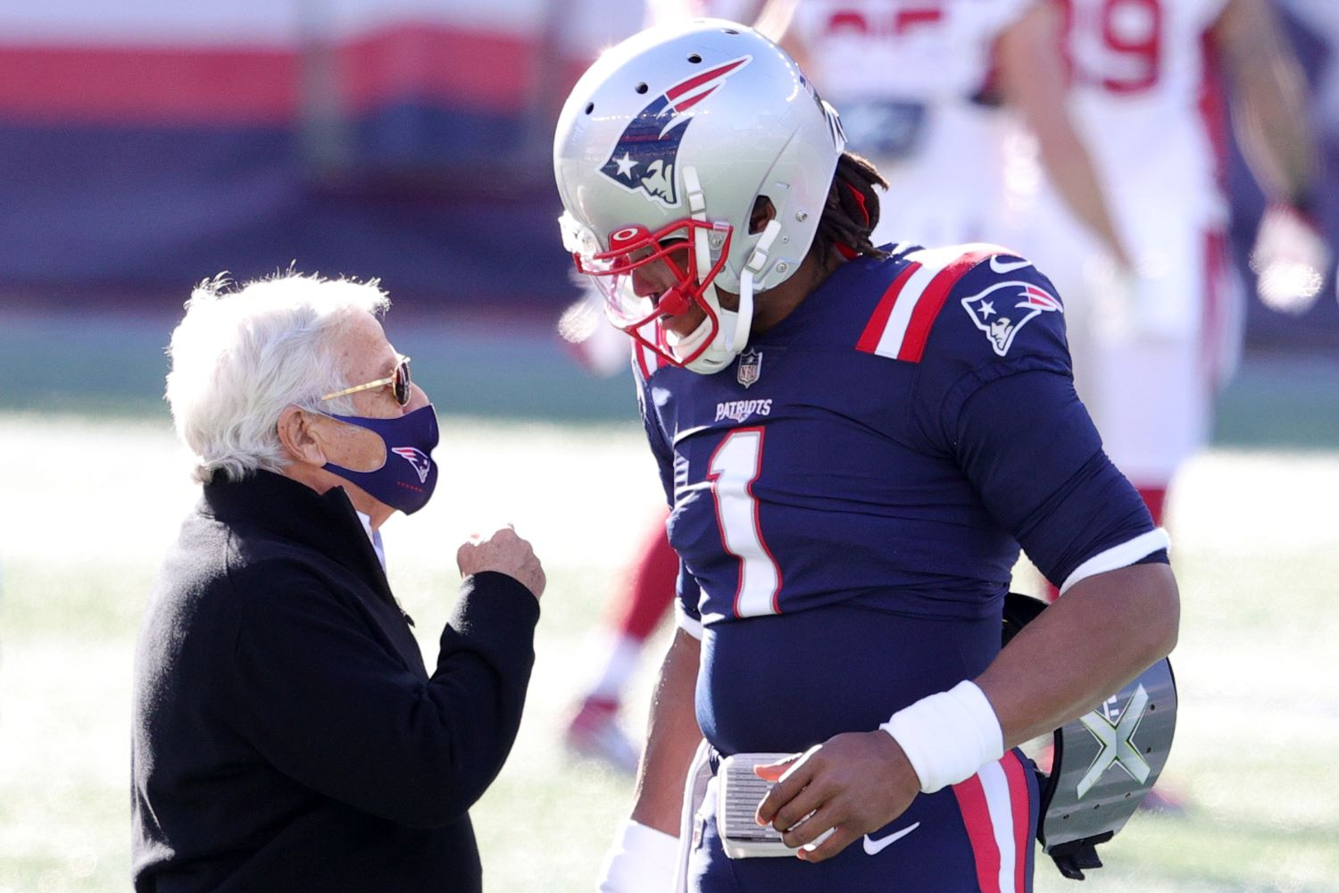 Cam Newton has forced Bill Belichick to make a franchise-altering decision. Will the Patriots make a change at the quarterback position?