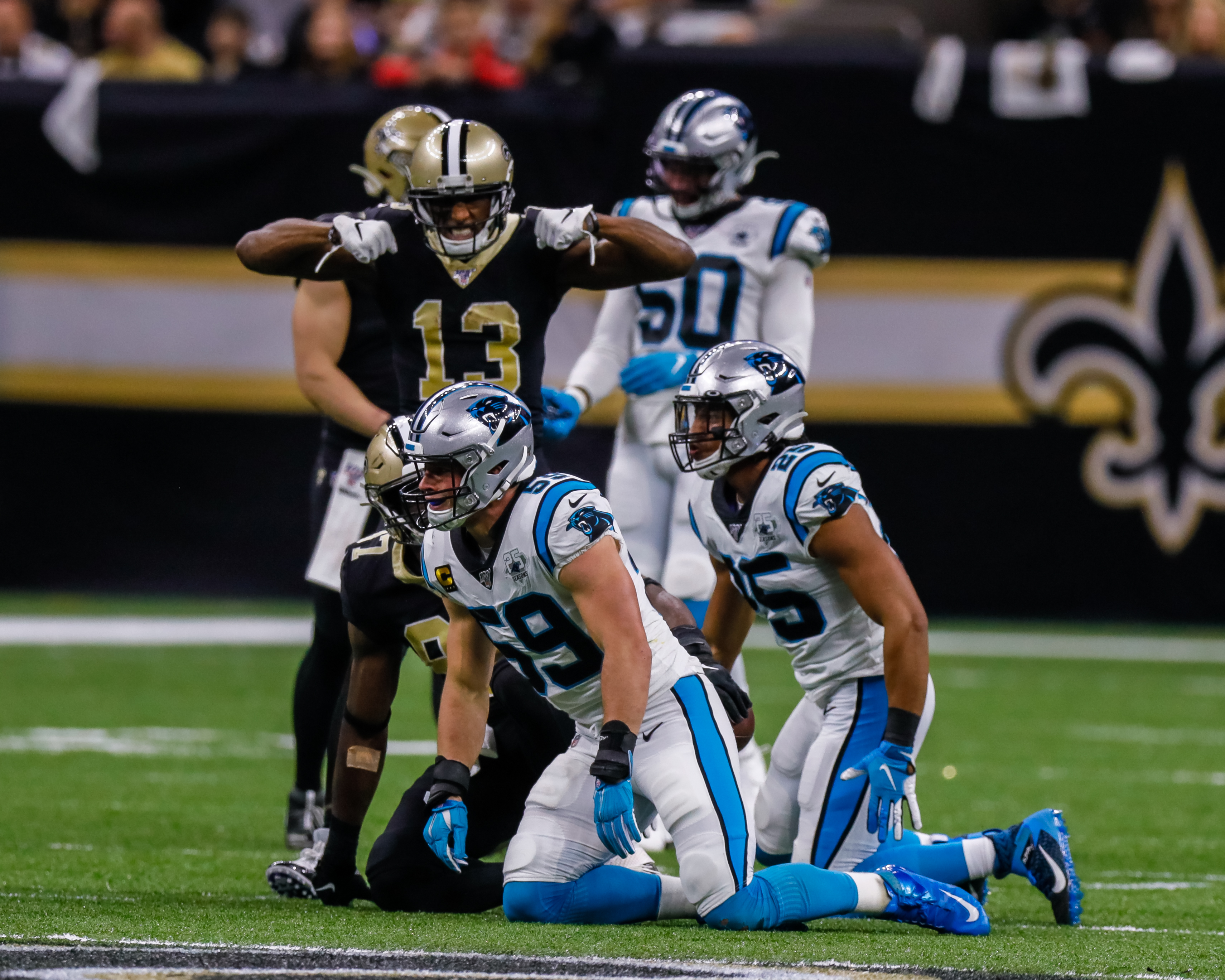 No NFL Team Has More Dead Money Than the Carolina Panthers