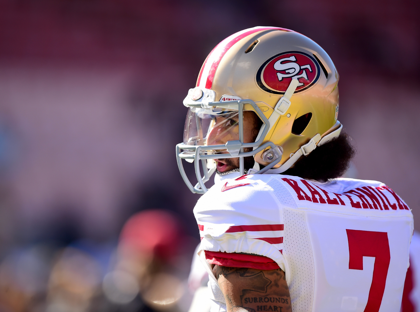 Colin Kaepernick has not played in the NFL since the 2016 season. His organization just reminded people about why he should be in the league.