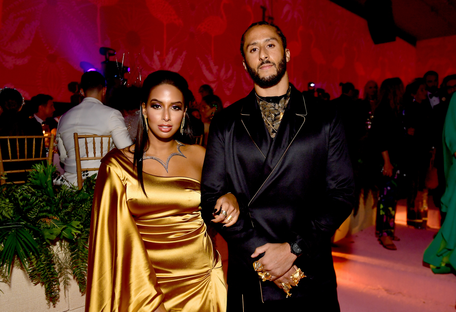 Colin Kaepernick worked out in front of NFL teams in 2019. Since he is still not in the NFL, his girlfriend Nessa sent out a strong message.
