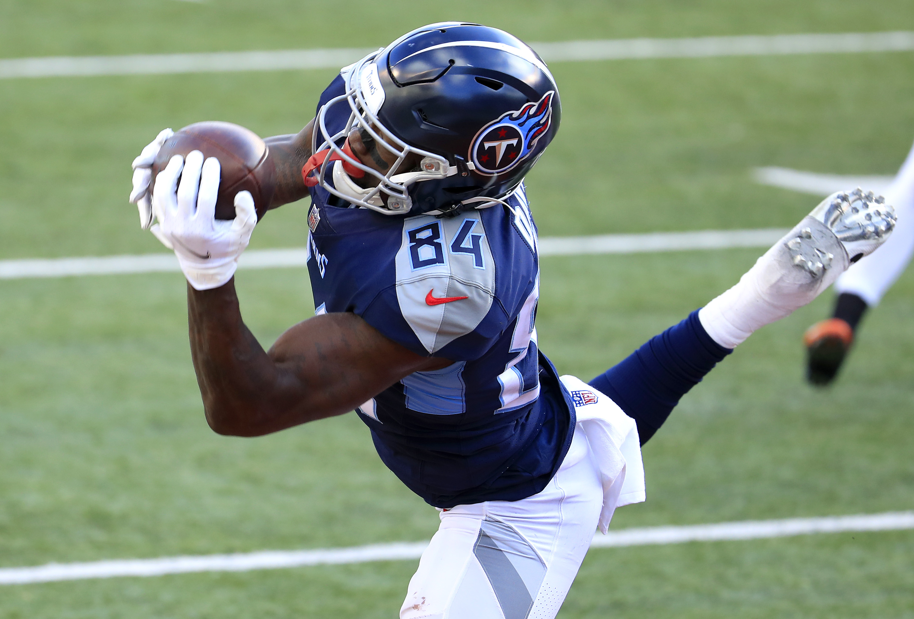 Corey Davis Quietly Suffered Along His Road to the NFL
