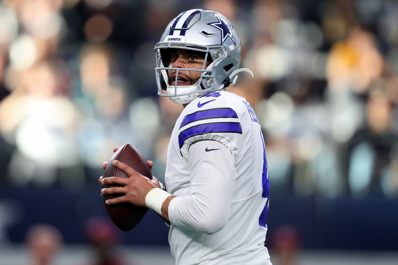 Dak Prescott Dallas Cowboys encouraging news