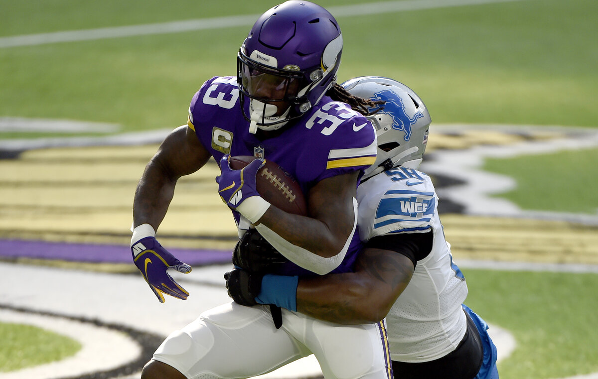 Dalvin Cook Has Channeled His Inner Adrian Peterson and Joined the NFL's Best Running Backs