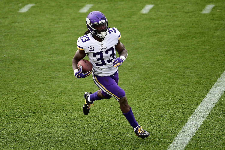 Dalvin Cook of the Minnesota Vikings