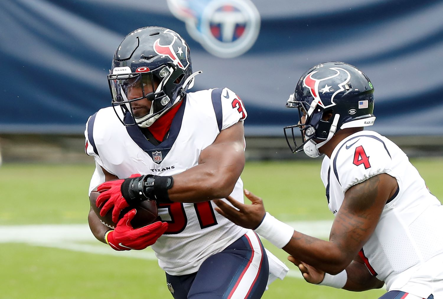 With running back David Johnson landing on injured reserve, the Houston Texans will rely on Duke Johnson to carry the load moving forward.