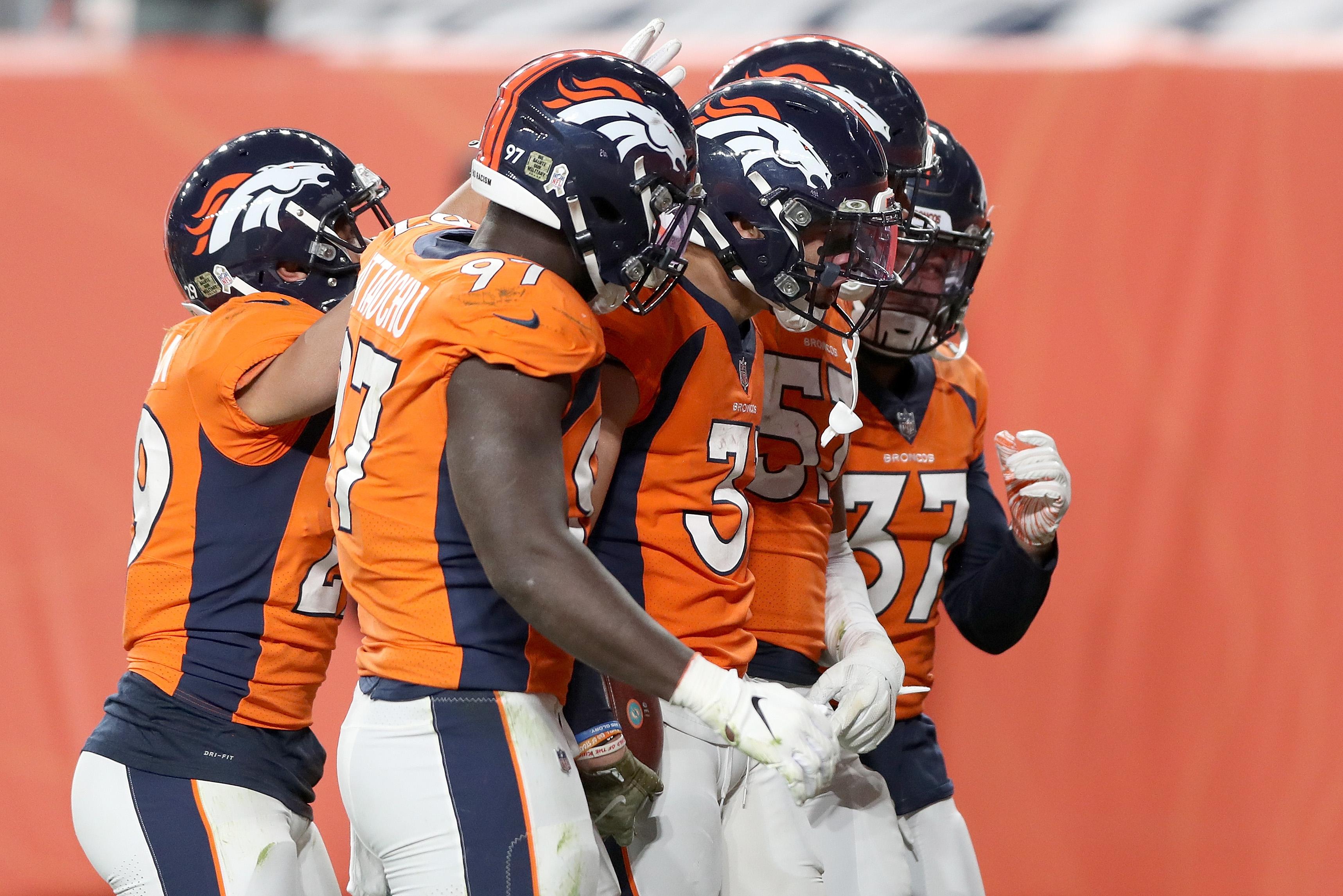 The Denver Broncos have a serious COVID-19 problem.