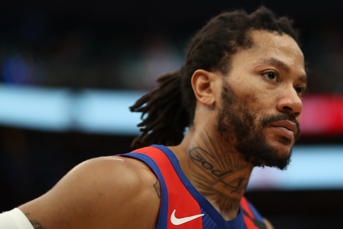 Former Chicago Bulls star guard Derrick Rose had his career derailed by various injuries. Is Rose, the former No. 1 overall pick, still active in the NBA?