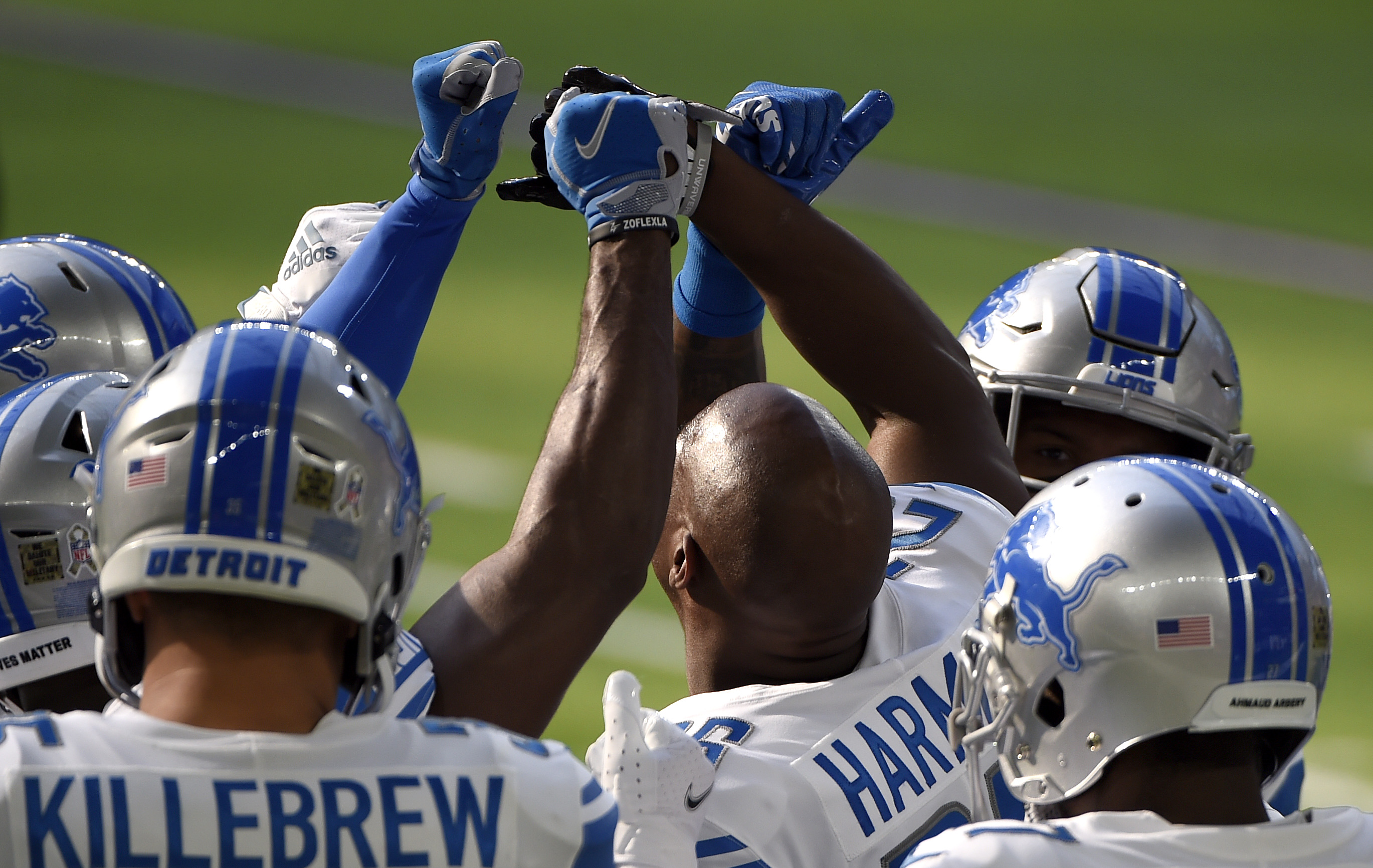The Detroit Lions have played on Thanksgiving Day every year since 1945. Although that won't change this year, a major switch is nonetheless coming.
